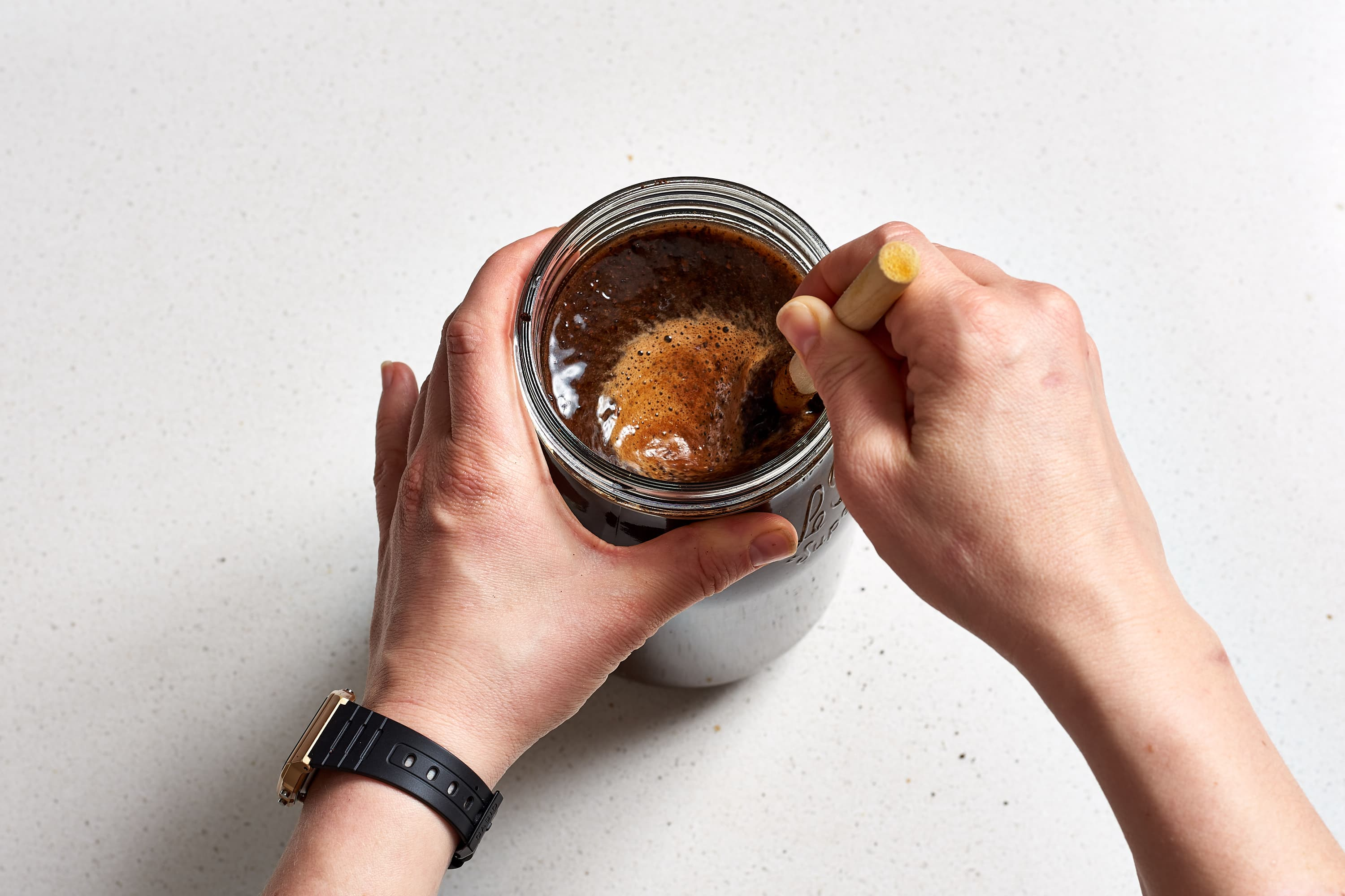 How To Make Starbucks-Style Cold Brew Coffee at Home: gallery image 4