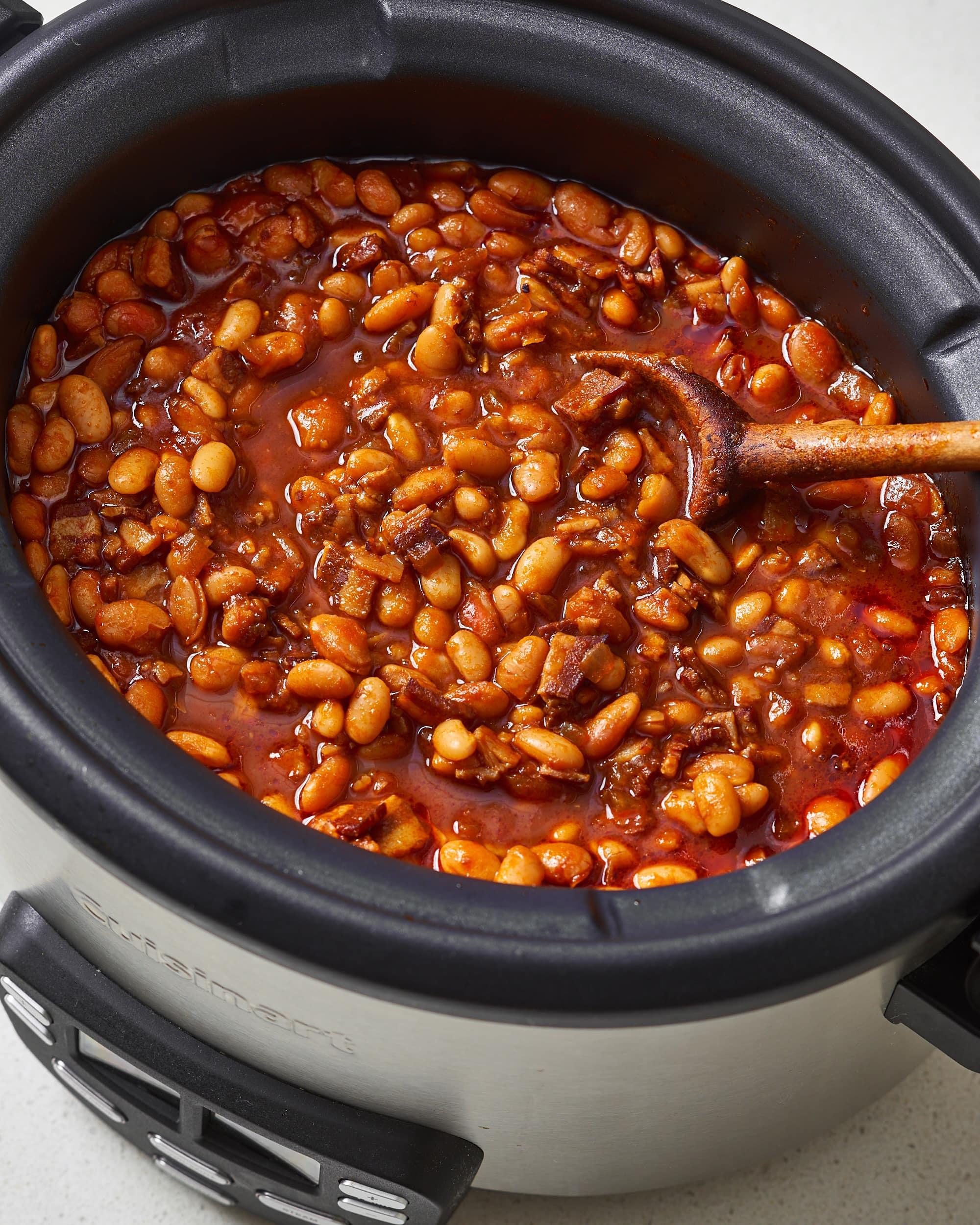 The Best Baked Beans Are Made in Your Slow Cooker