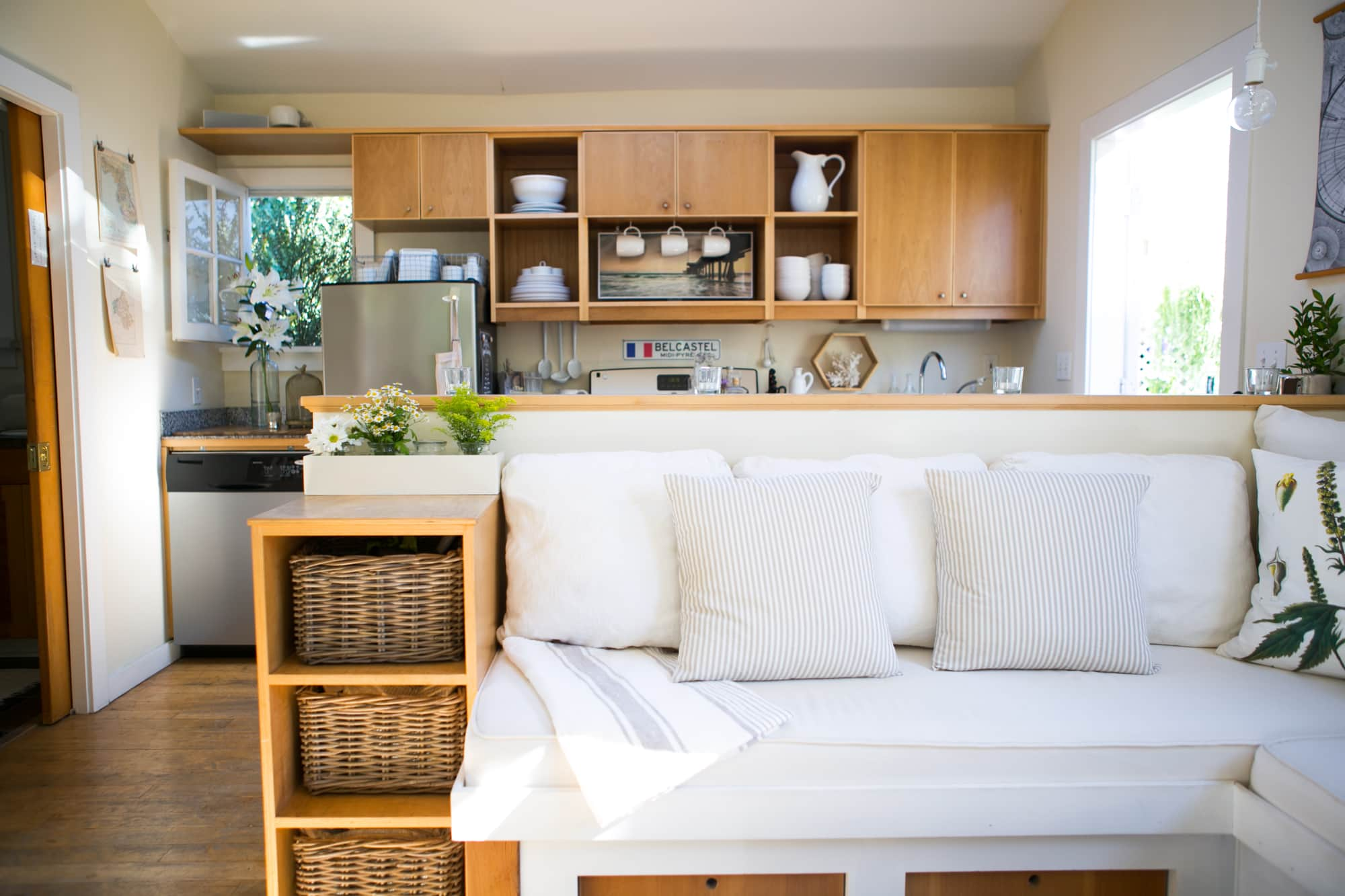 Small-Space Storage Tips from People Who Live in Tiny Homes