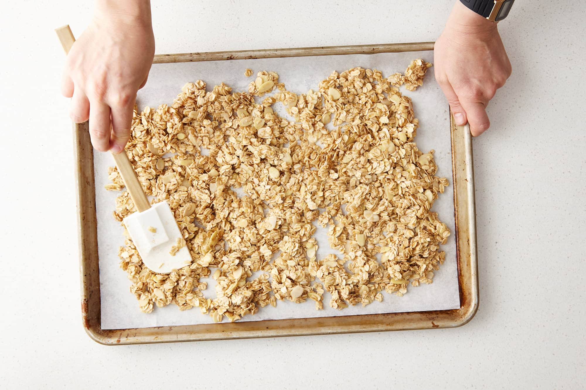 How To Make Easy Homemade Granola: gallery image 6