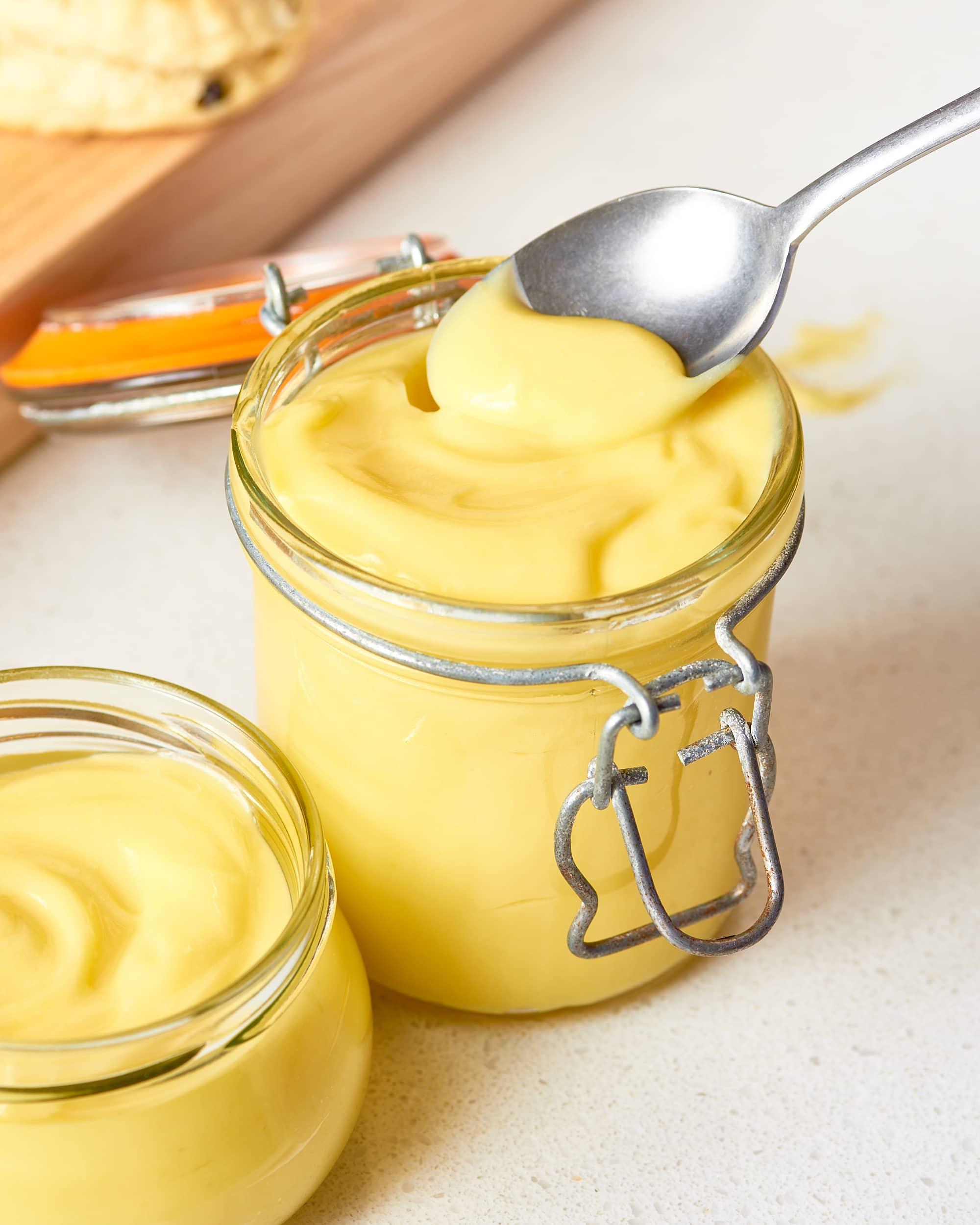 Recipe: Easy Blender Lemon Curd