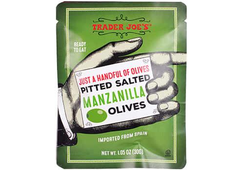 Manzanilla Olive Packet