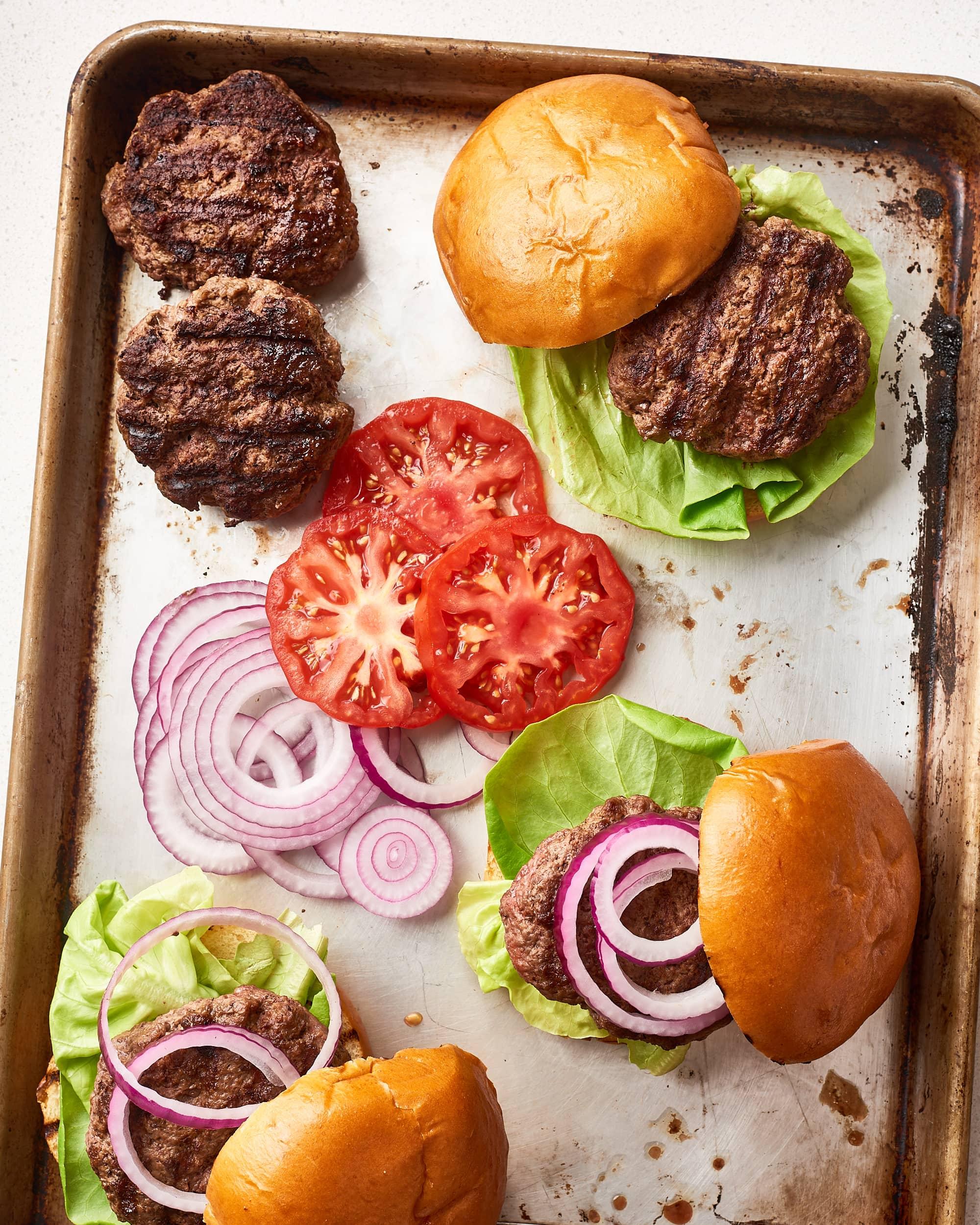How To Make the Juiciest Burger Patties: gallery image 1