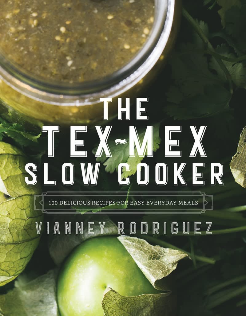 Tex-Mex Slow Cooker Book Cover