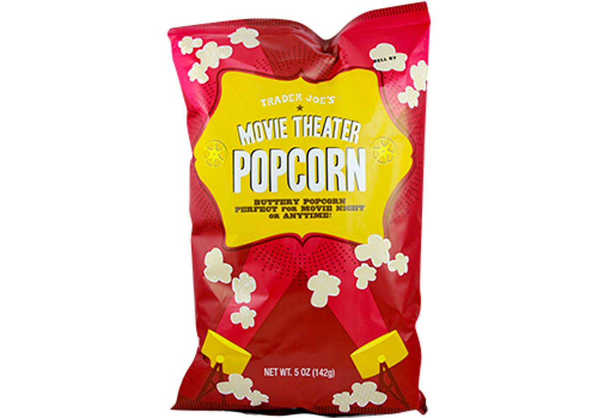 The Best Trader Joe's Snacks to Sneak into the Movies: gallery image 1