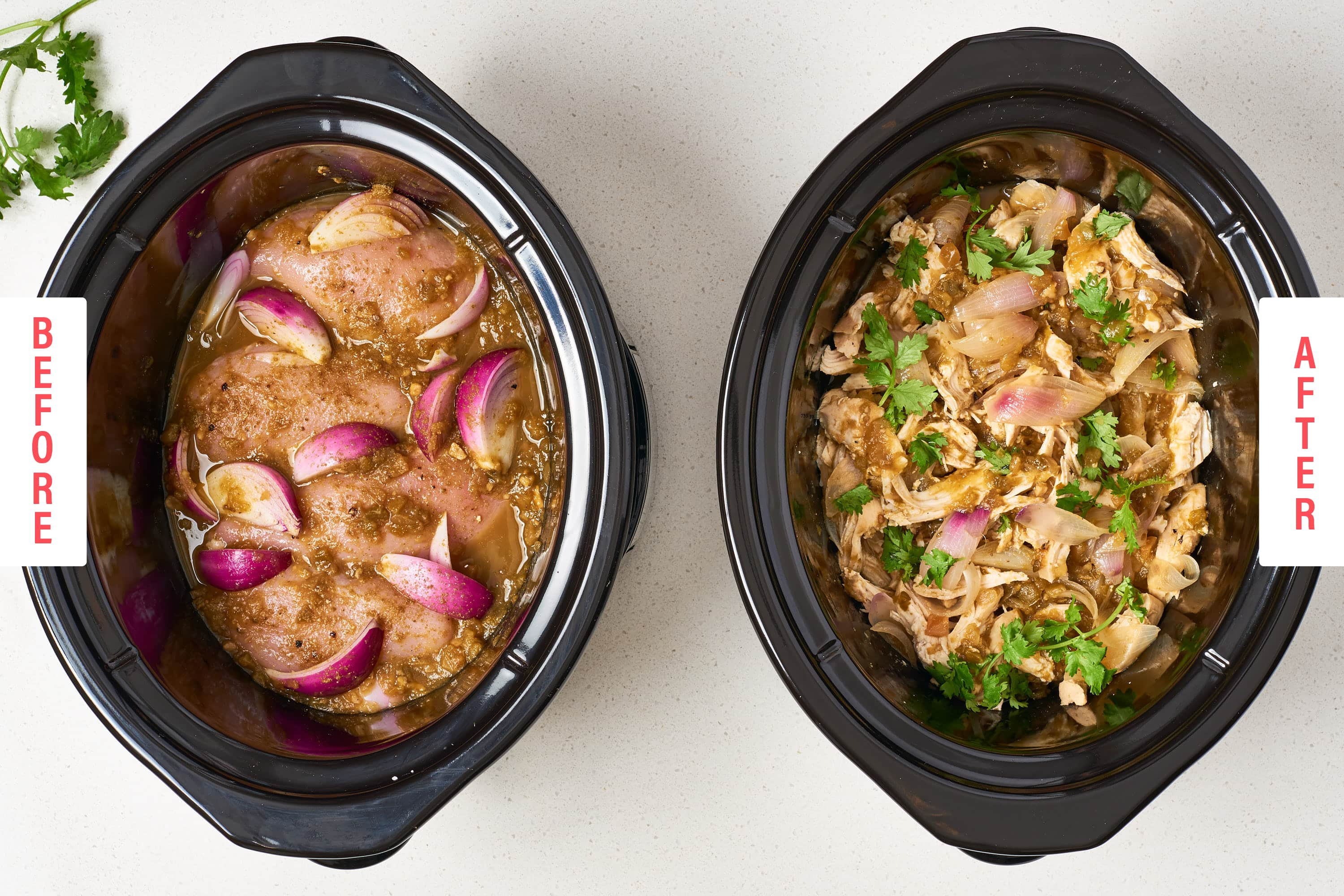 5 Easy Slow Cooker Chicken Dinners with Only 5 Ingredients