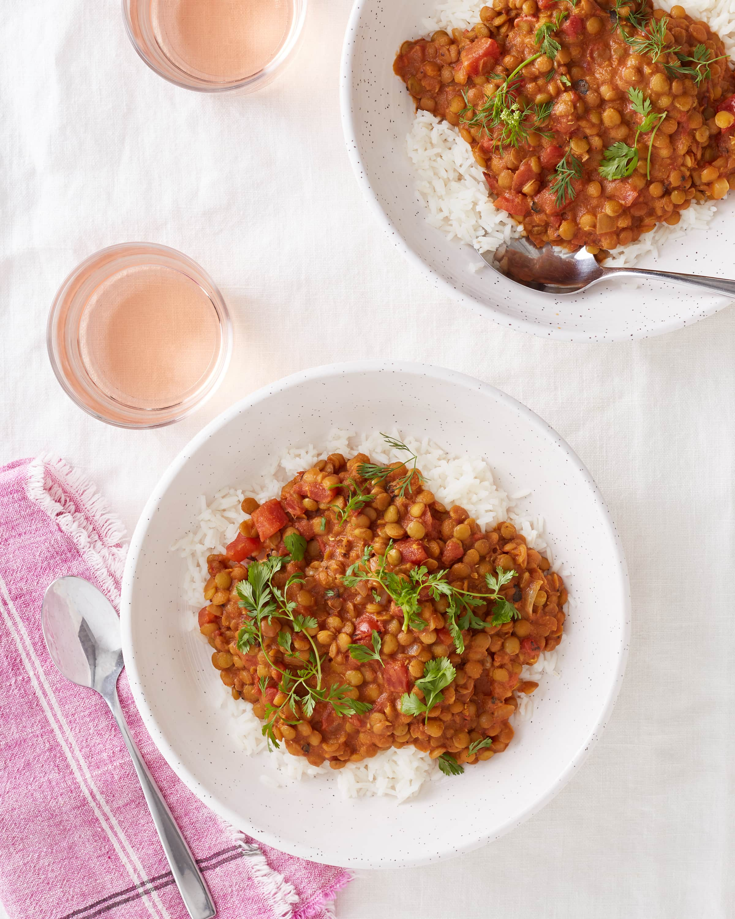 Make Slow Cooker Basil Chicken in Coconut Curry Tonight