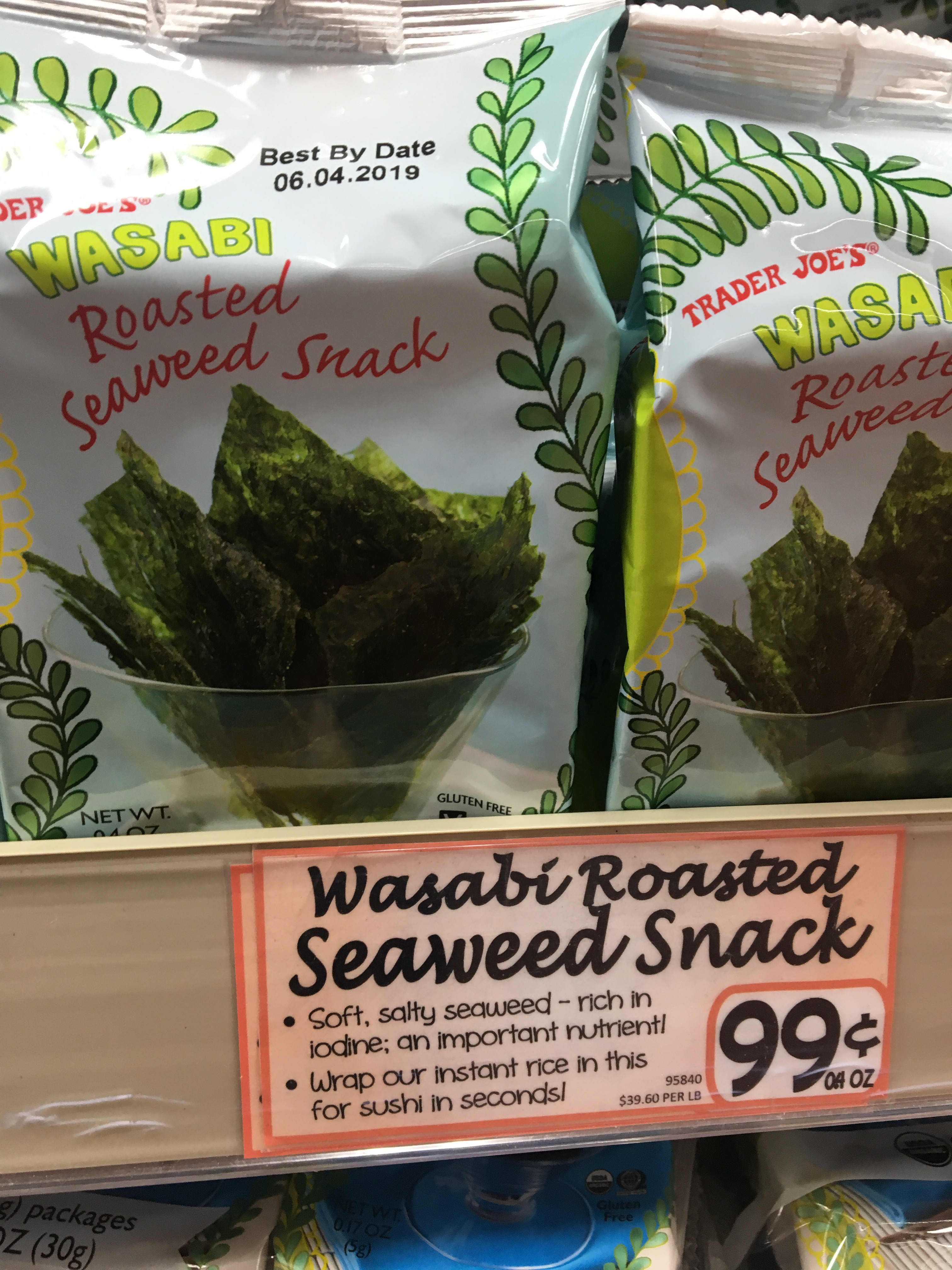 15 Lunch Box Snacks You Should Add to Your Trader Joe's Shopping List: gallery image 4