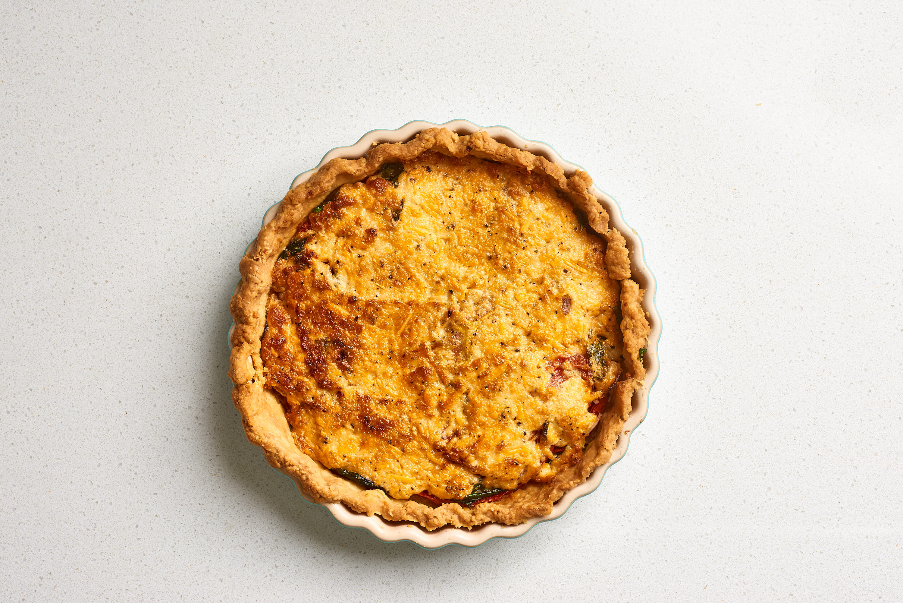 How To Make Easy Tomato Pie: gallery image 11