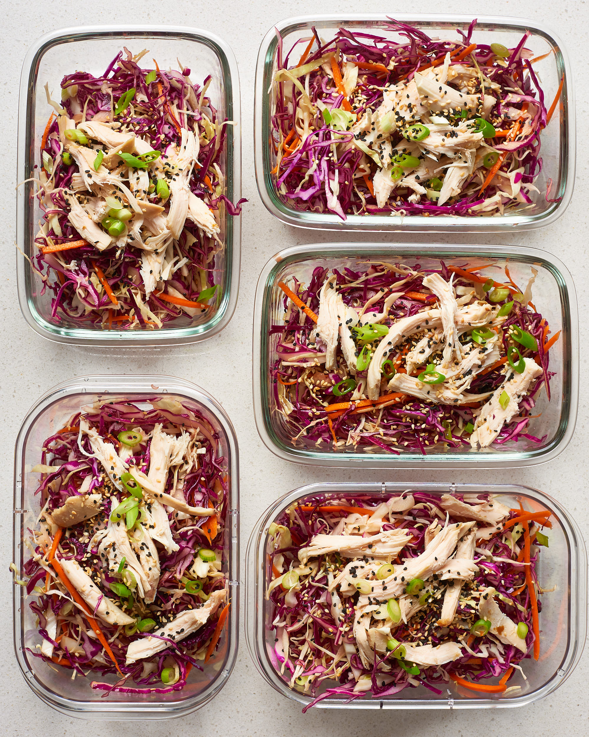 Meal Prep Plan: A Week of Easy Whole30 Meals
