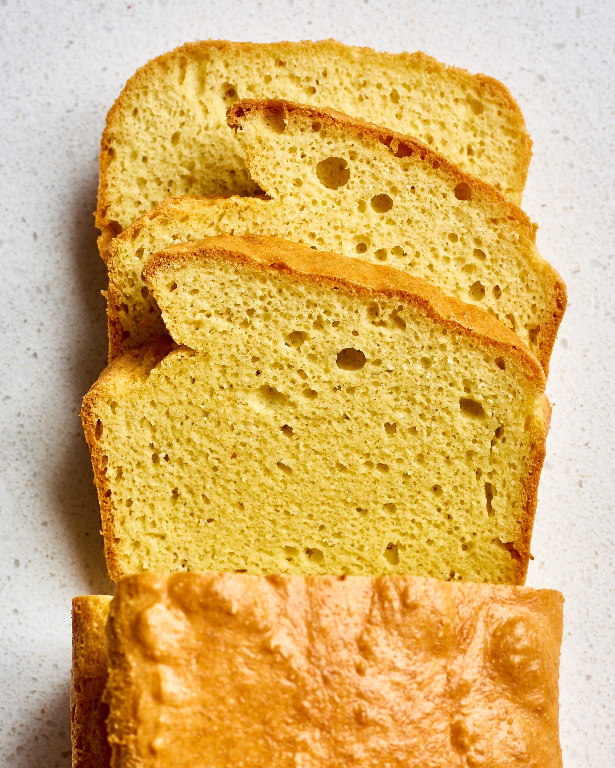 Recipe: Keto Loaf Bread | Kitchn