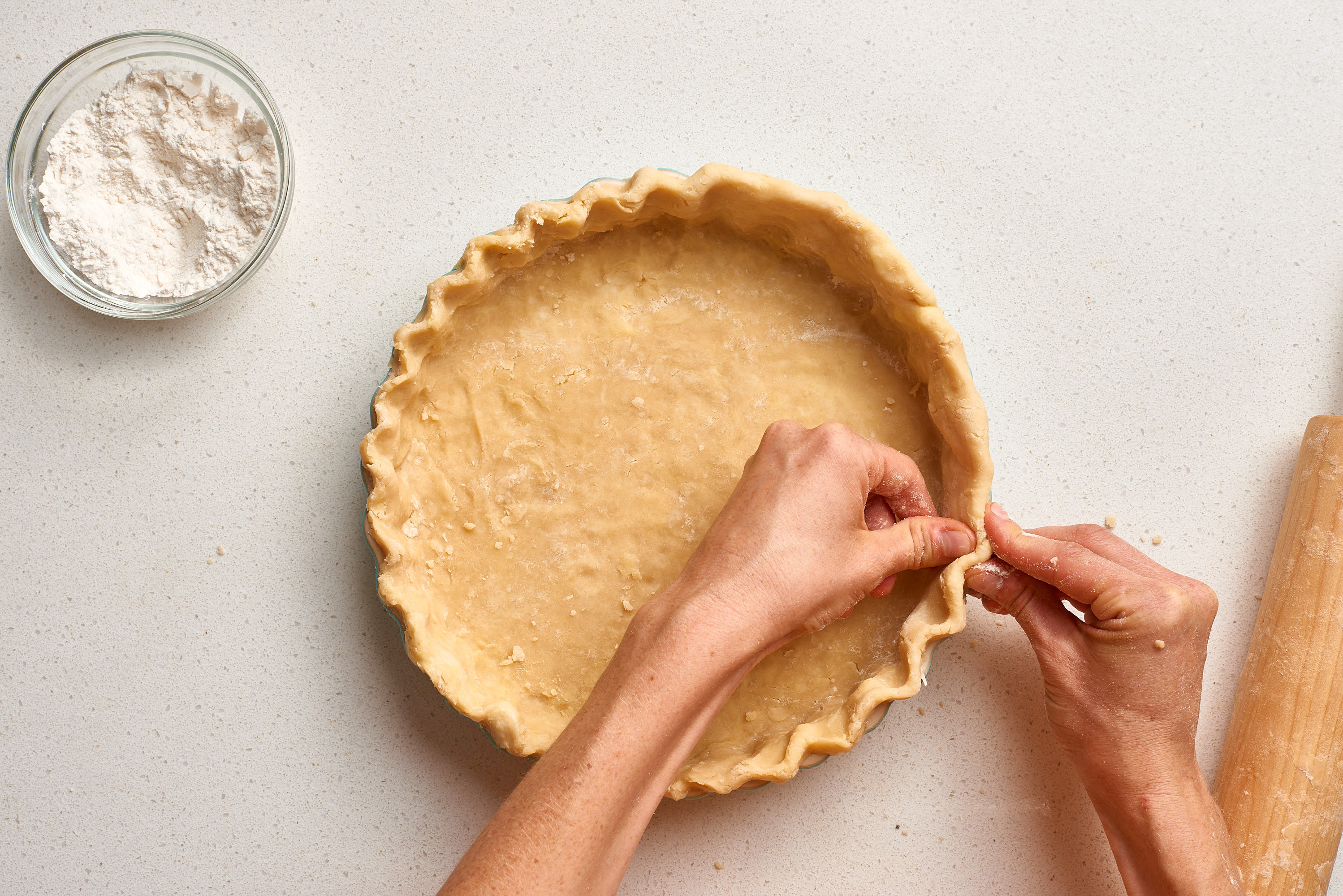 How To Make Easy Tomato Pie: gallery image 3