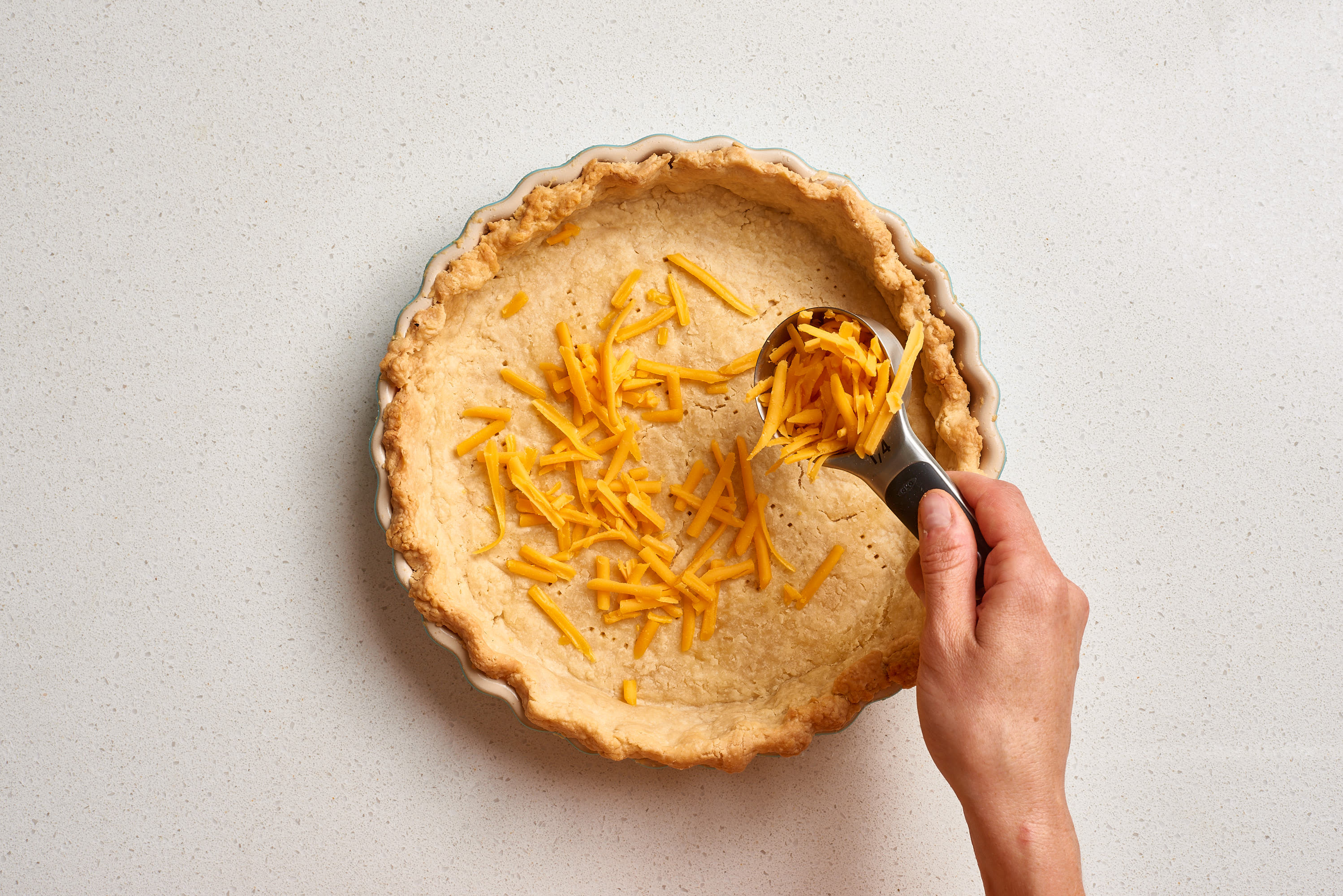 How To Make Easy Tomato Pie: gallery image 6