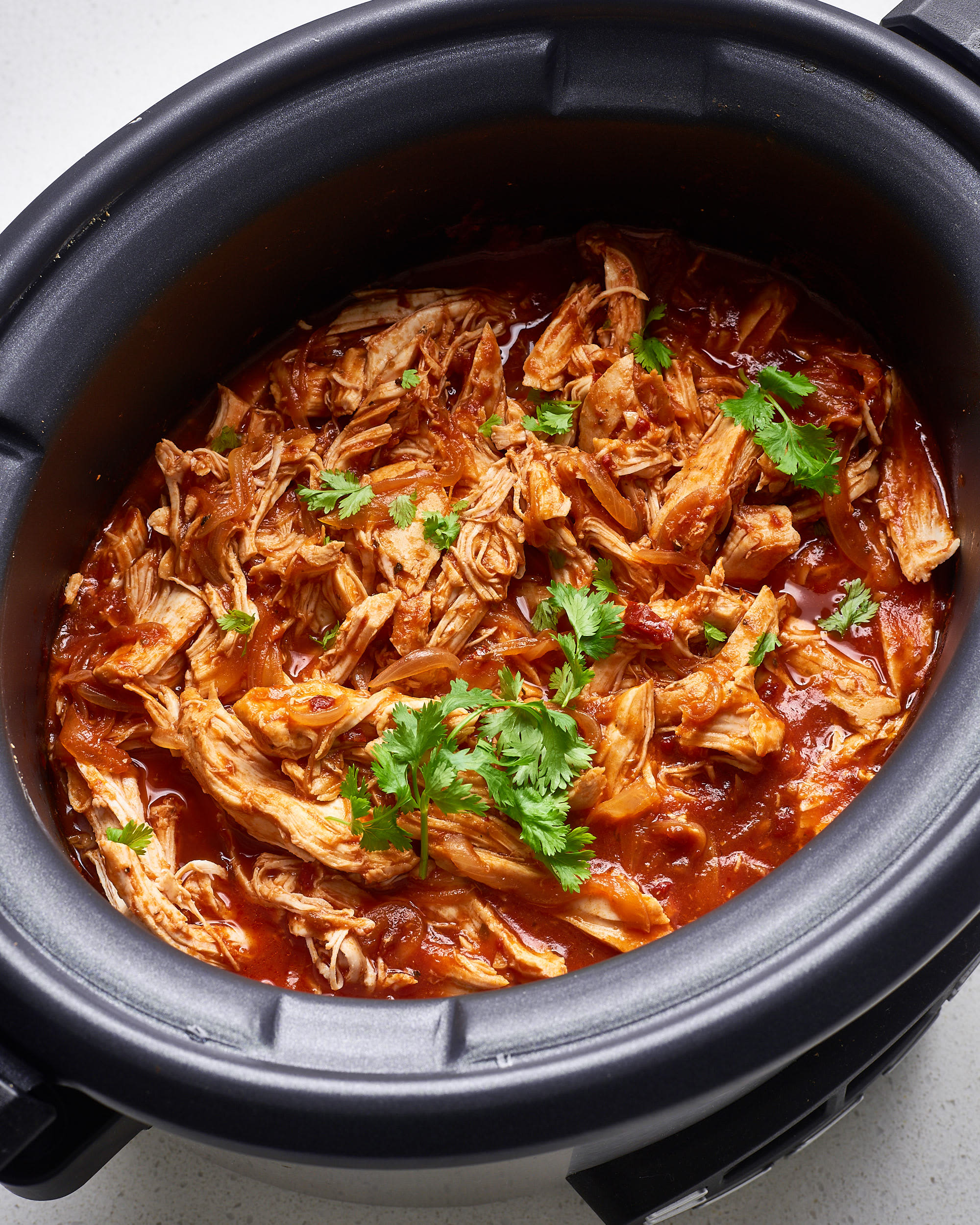 Recipe: Slow Cooker Chicken Tinga — Recipes from The Kitchn