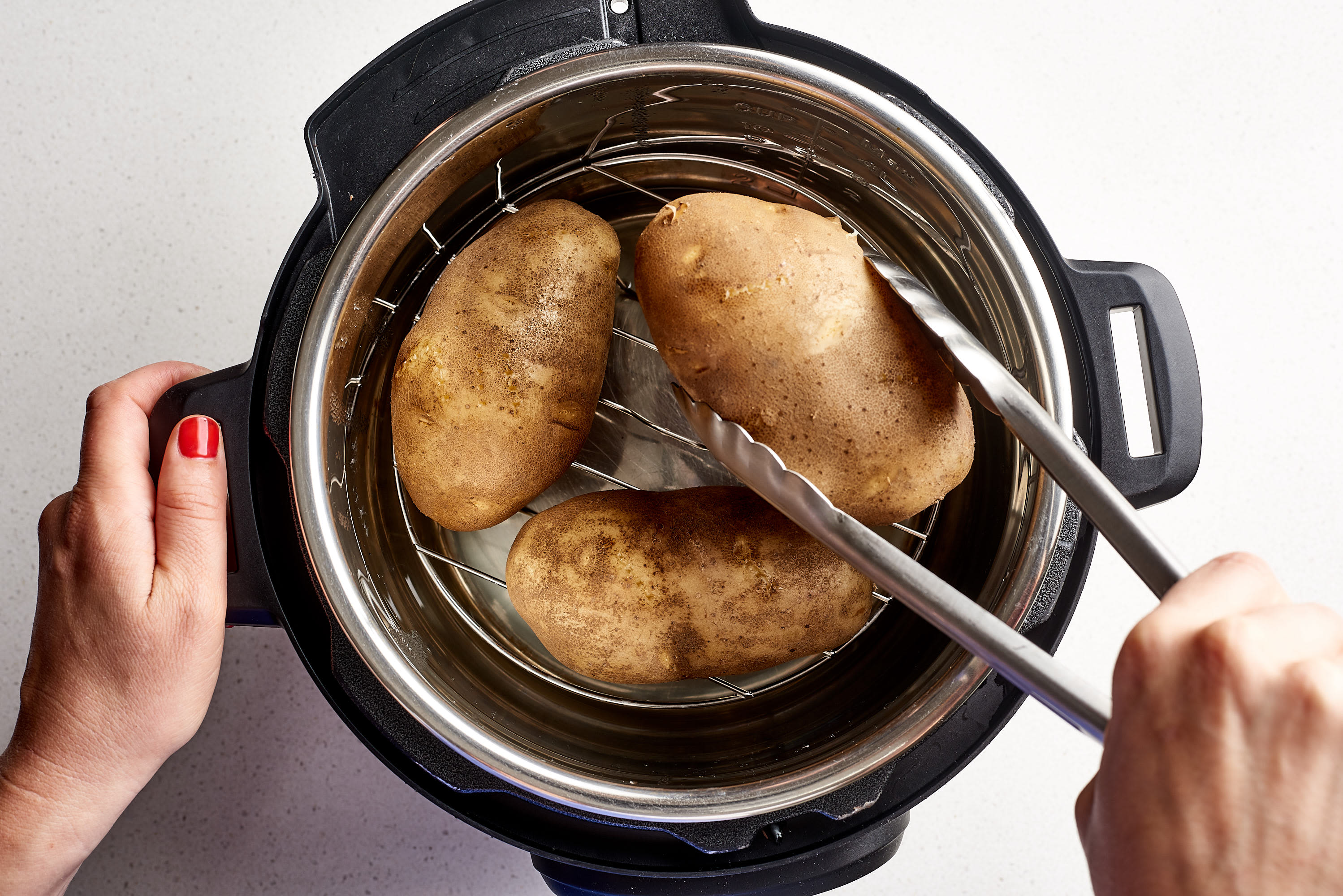 How To Make Potatoes in the Instant Pot: gallery image 6