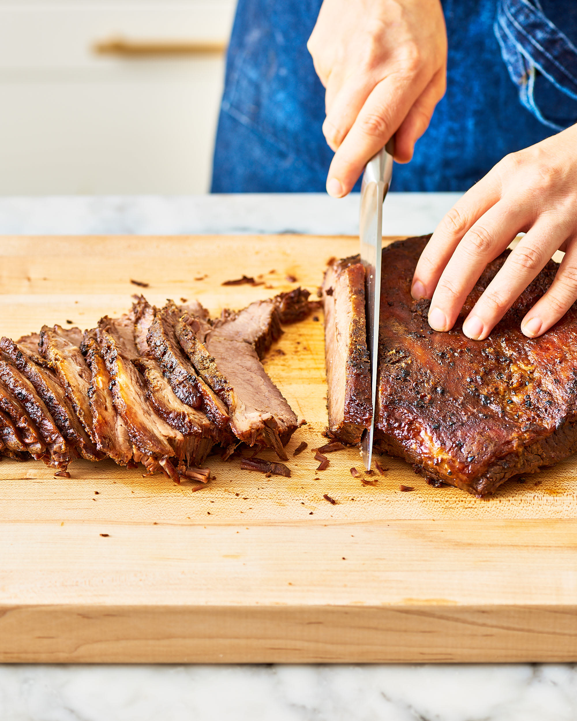 How To Make Texas-Style Brisket in the Oven: gallery image 11