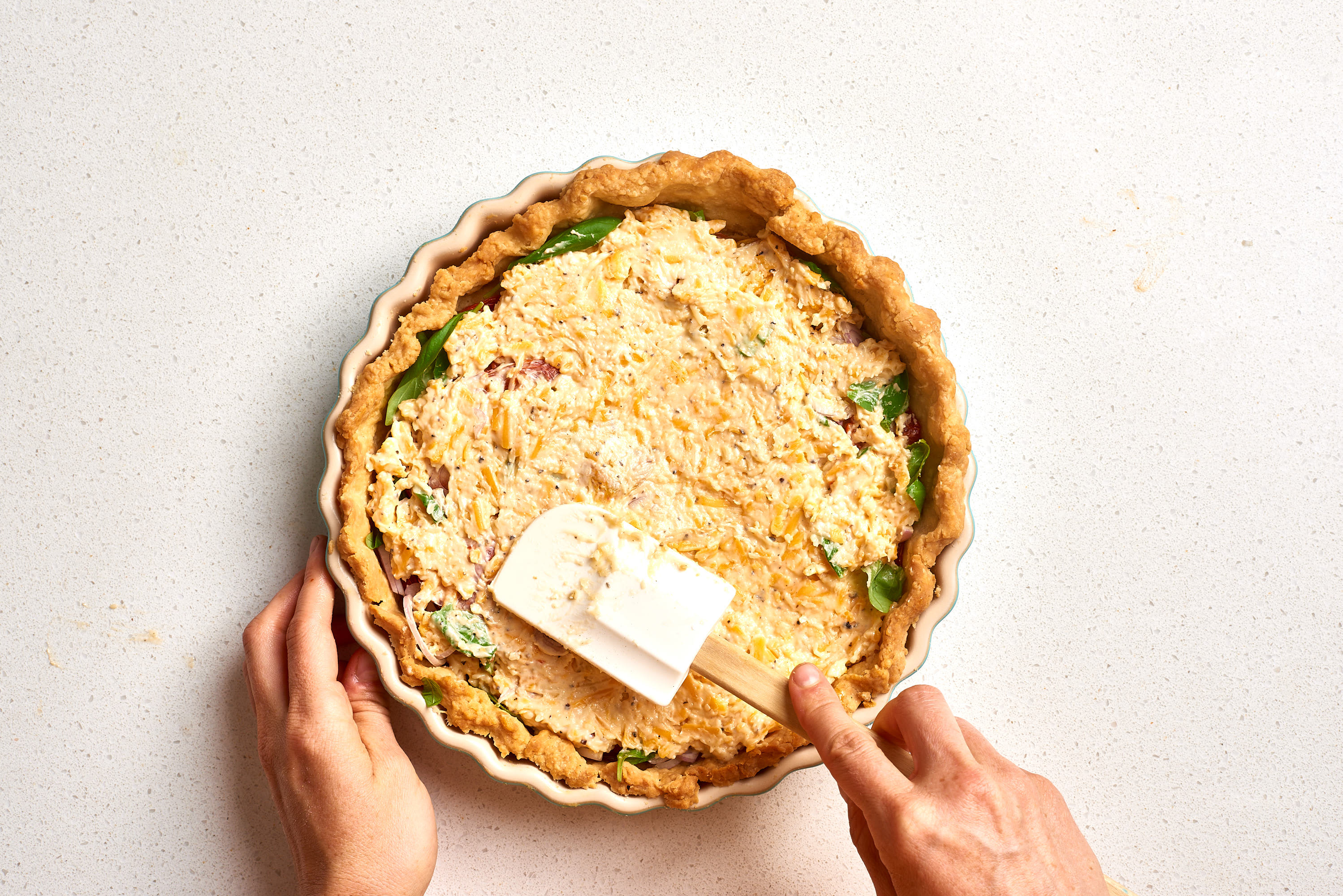 How To Make Easy Tomato Pie: gallery image 10