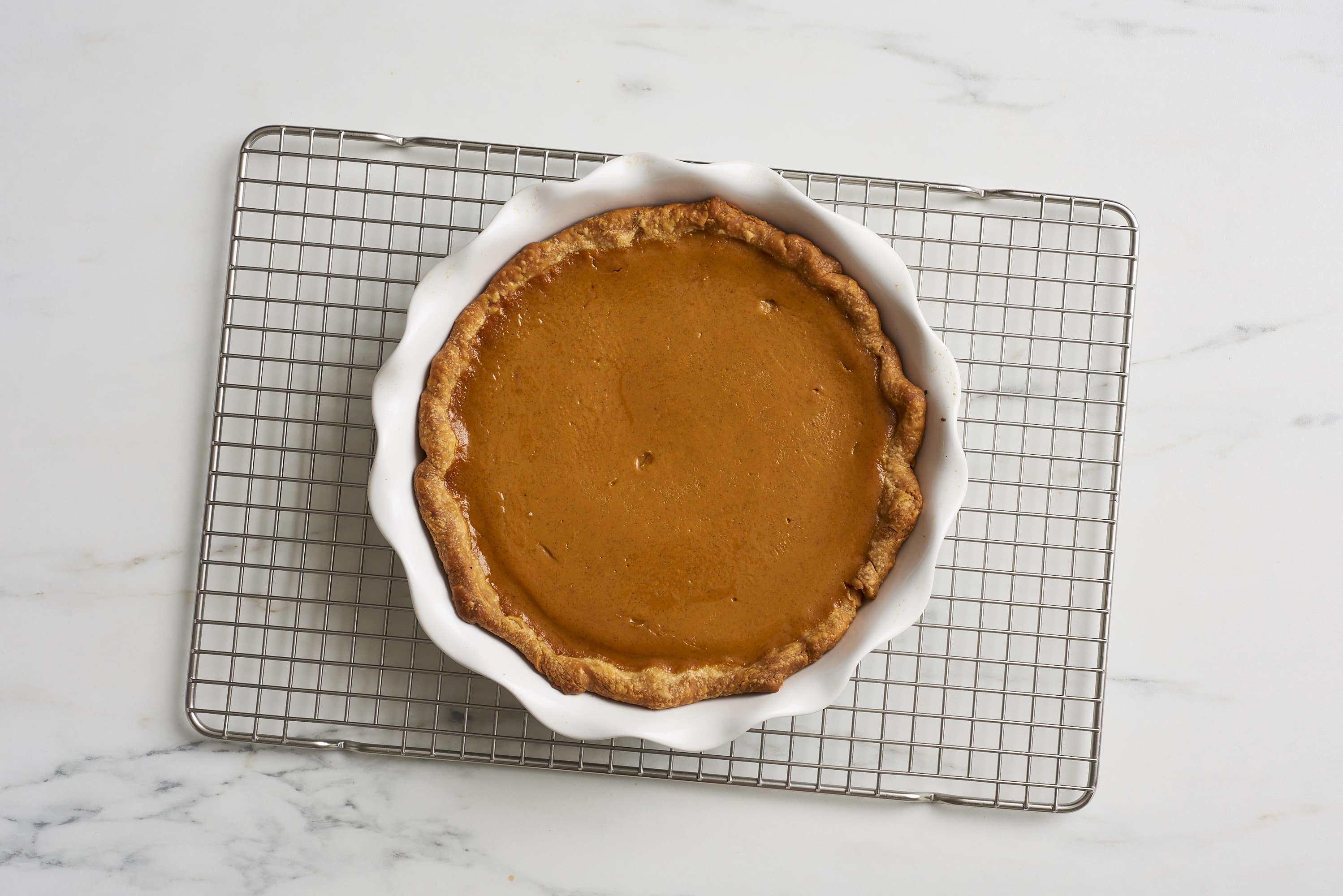 How To Make Classic Pumpkin Pie for Thanksgiving: gallery image 9