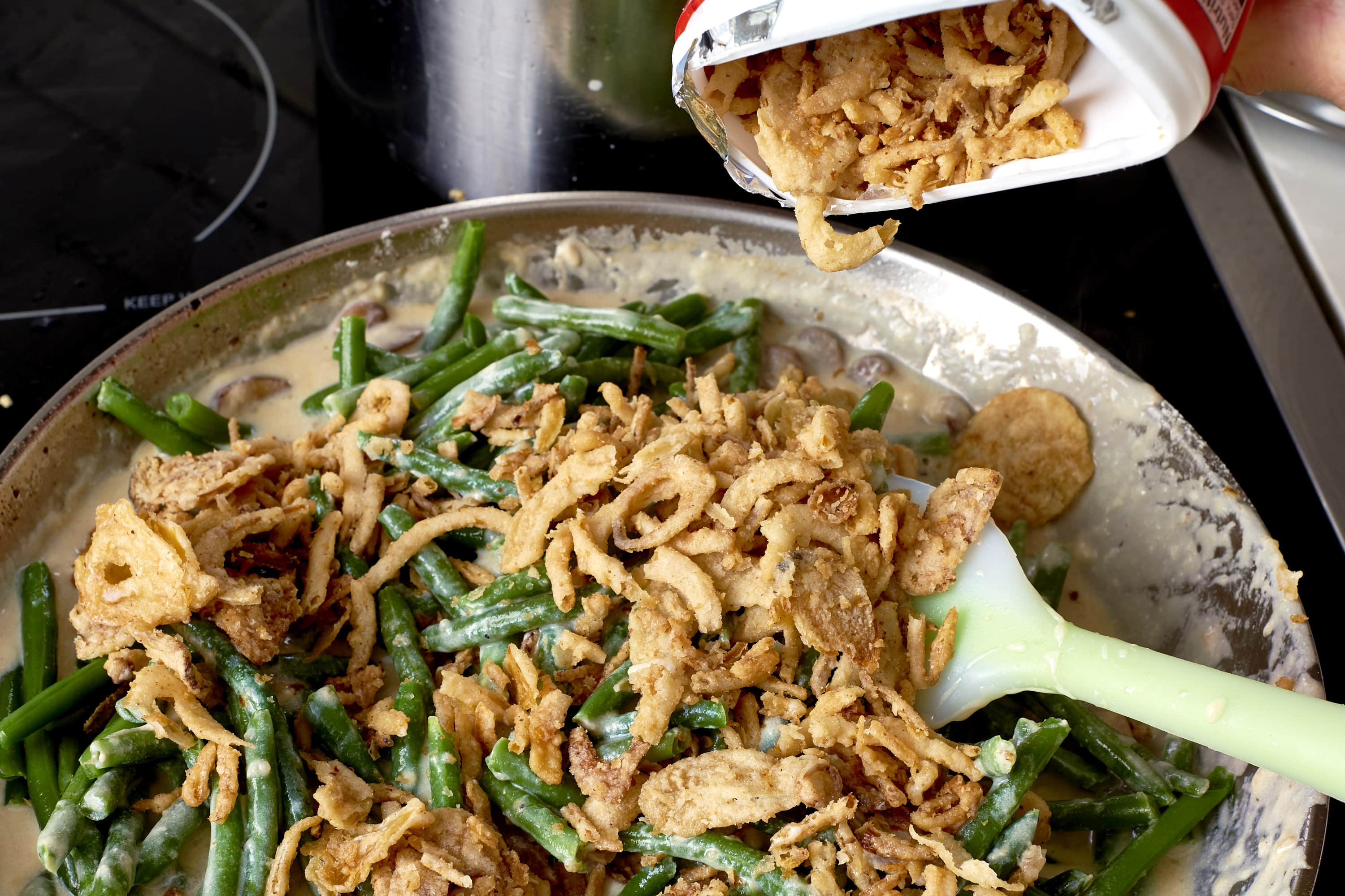 How To Make Classic Green Bean Casserole: gallery image 4