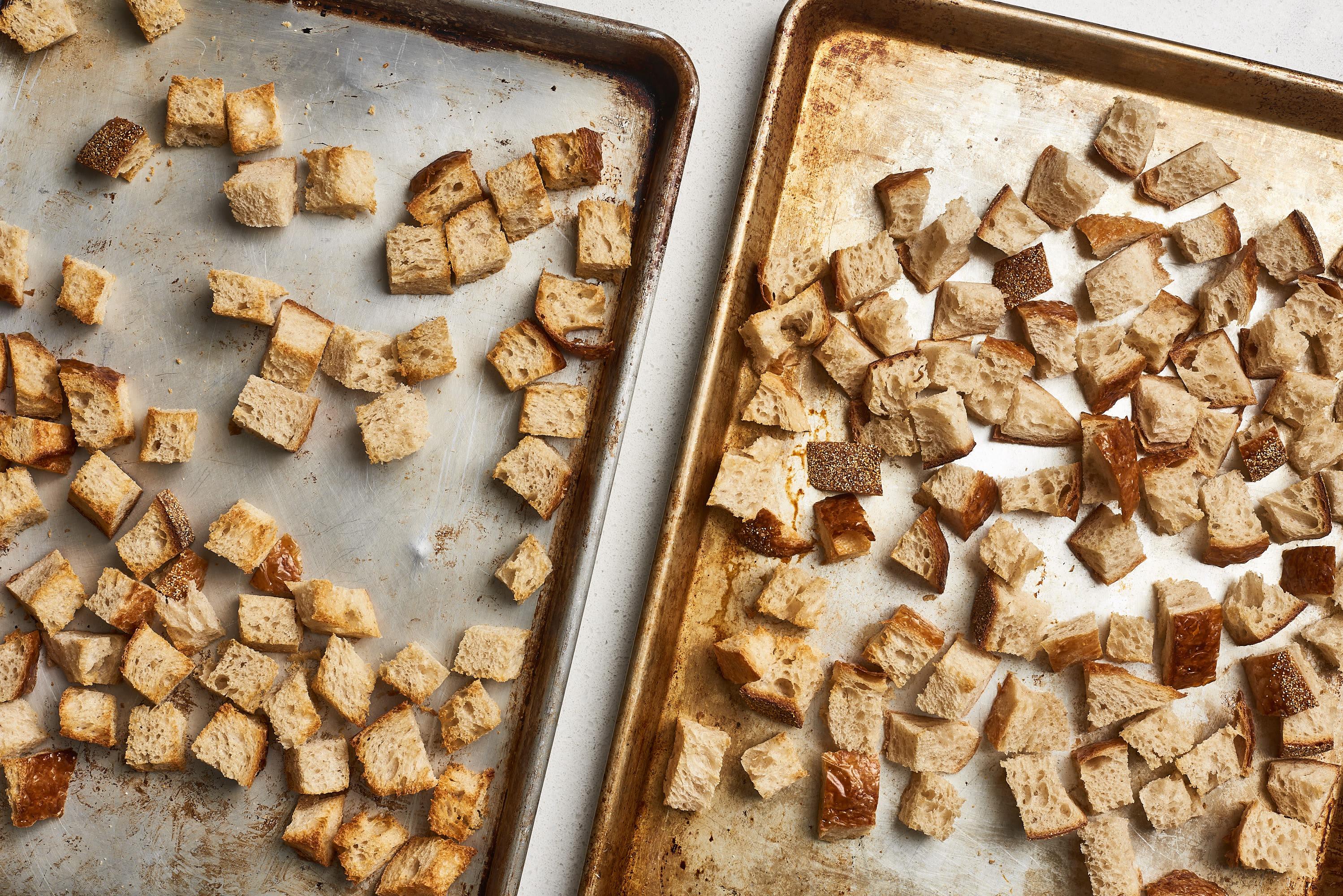 How To Make Wild Mushroom Stuffing: gallery image 4