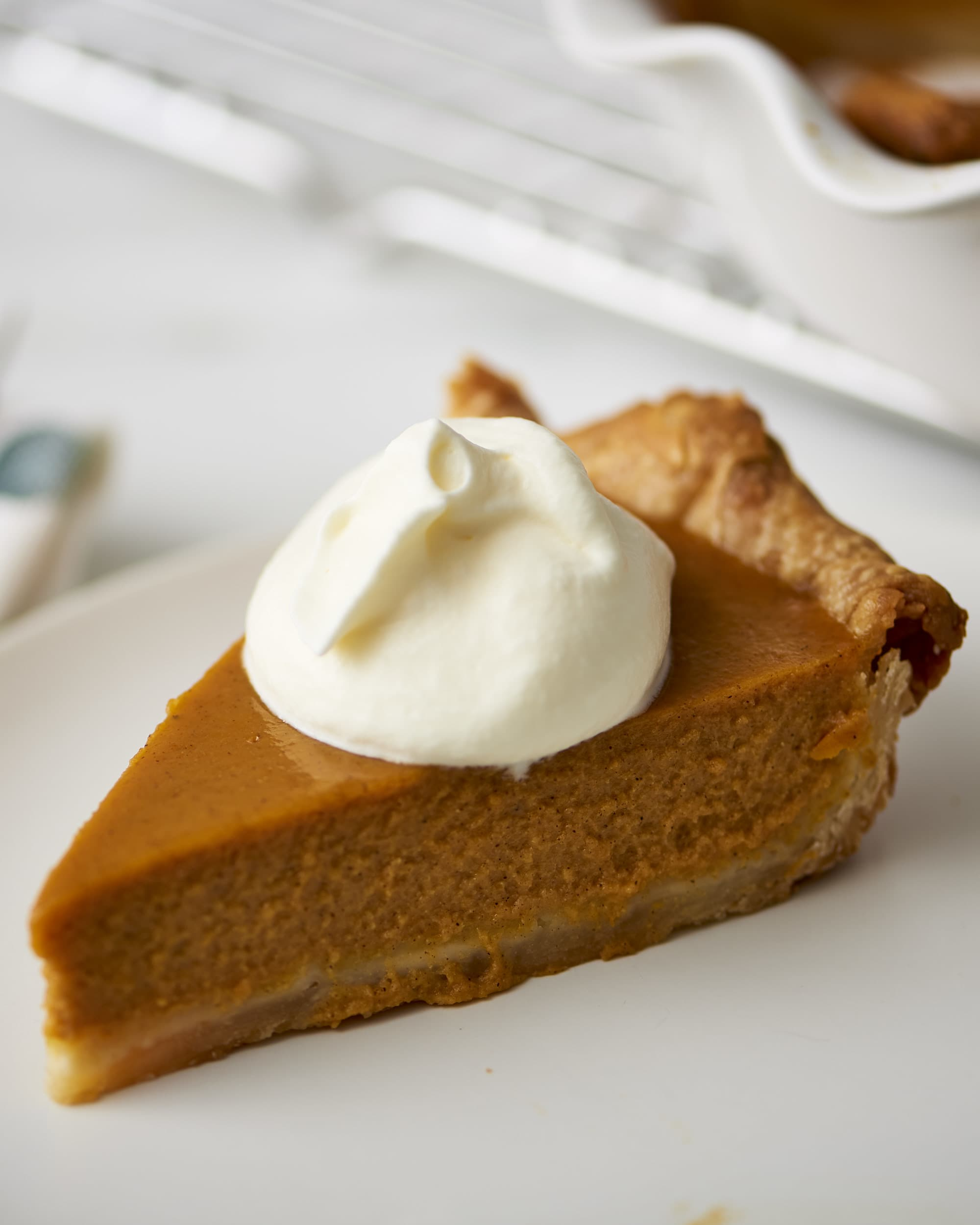 Pumpkin Pie Recipe - How To Bake Pumpkin Pie