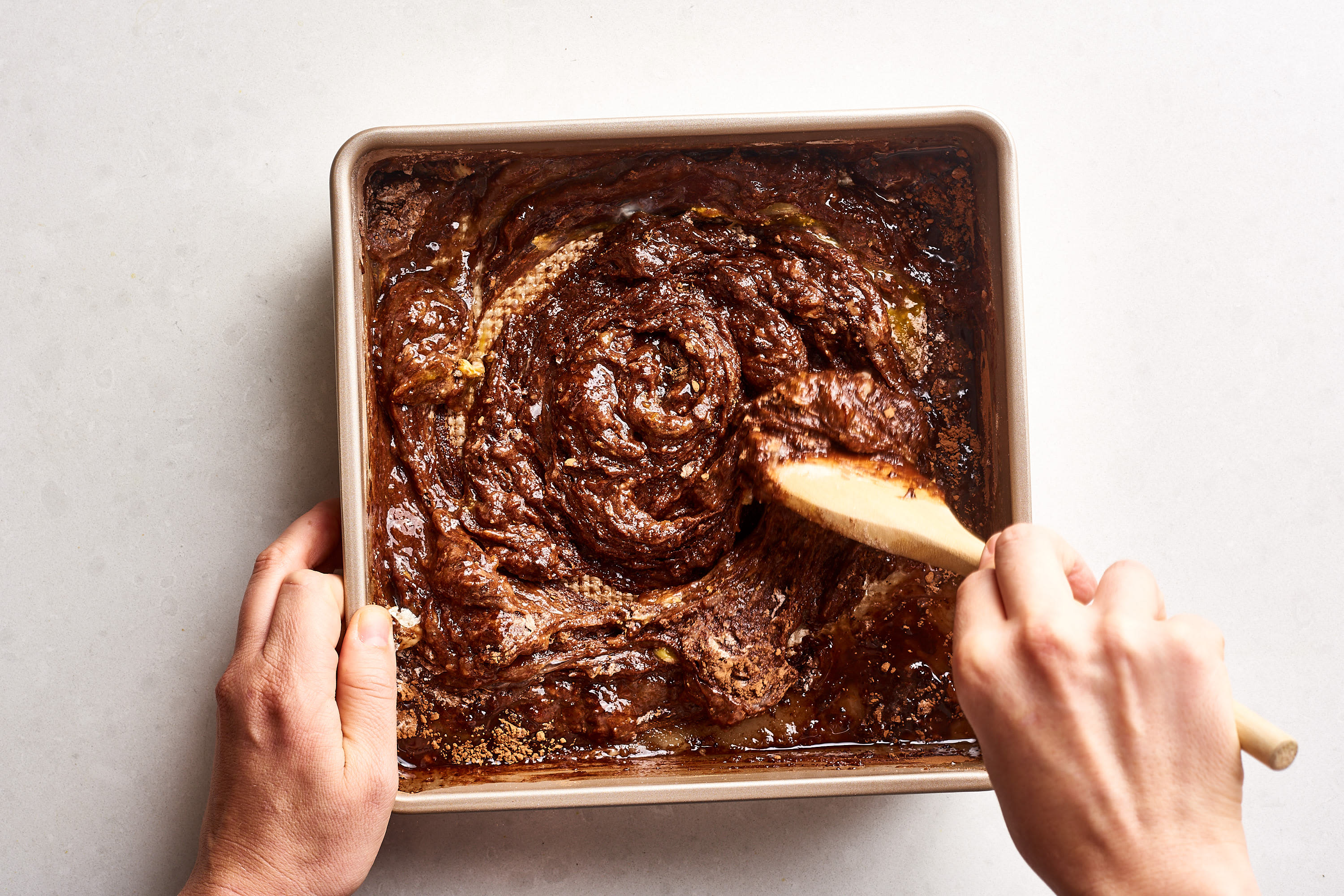 How To Make the Easiest Brownies Ever (Desperation Brownies): gallery image 6