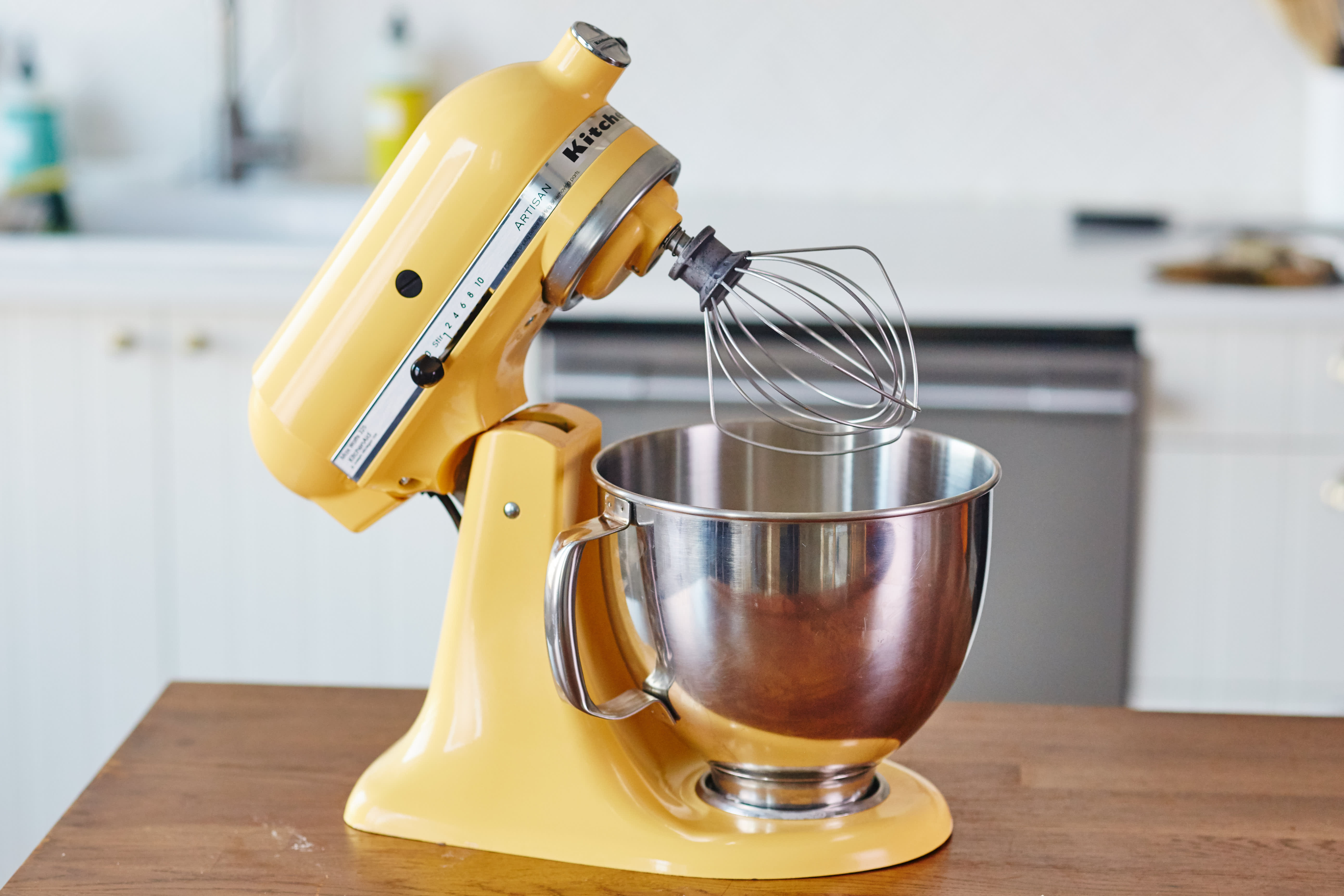 5 Places To Get A Kitchenaid Stand Mixer On Sale This Black Friday