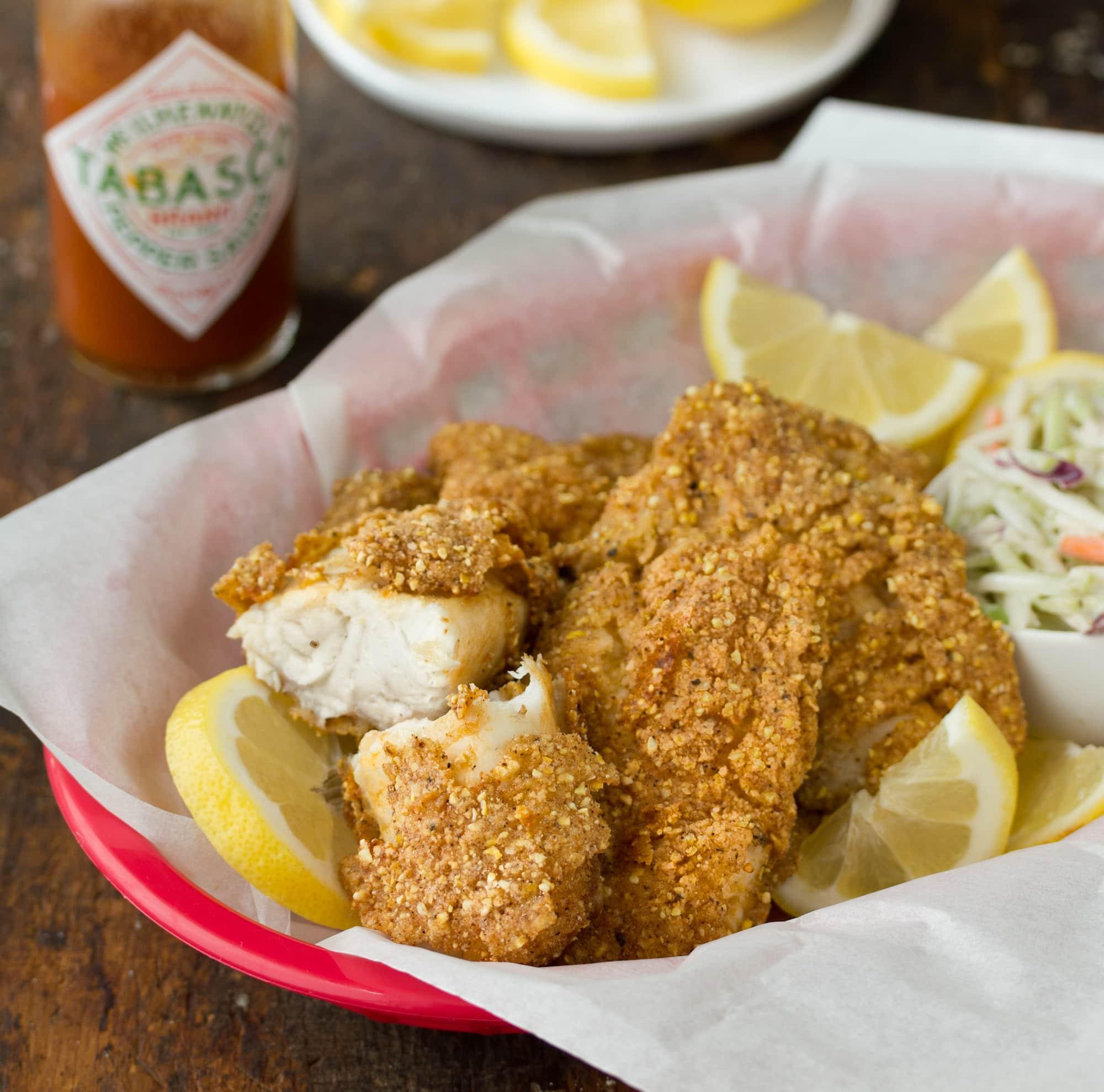 Recipe: Southern Fried Catfish