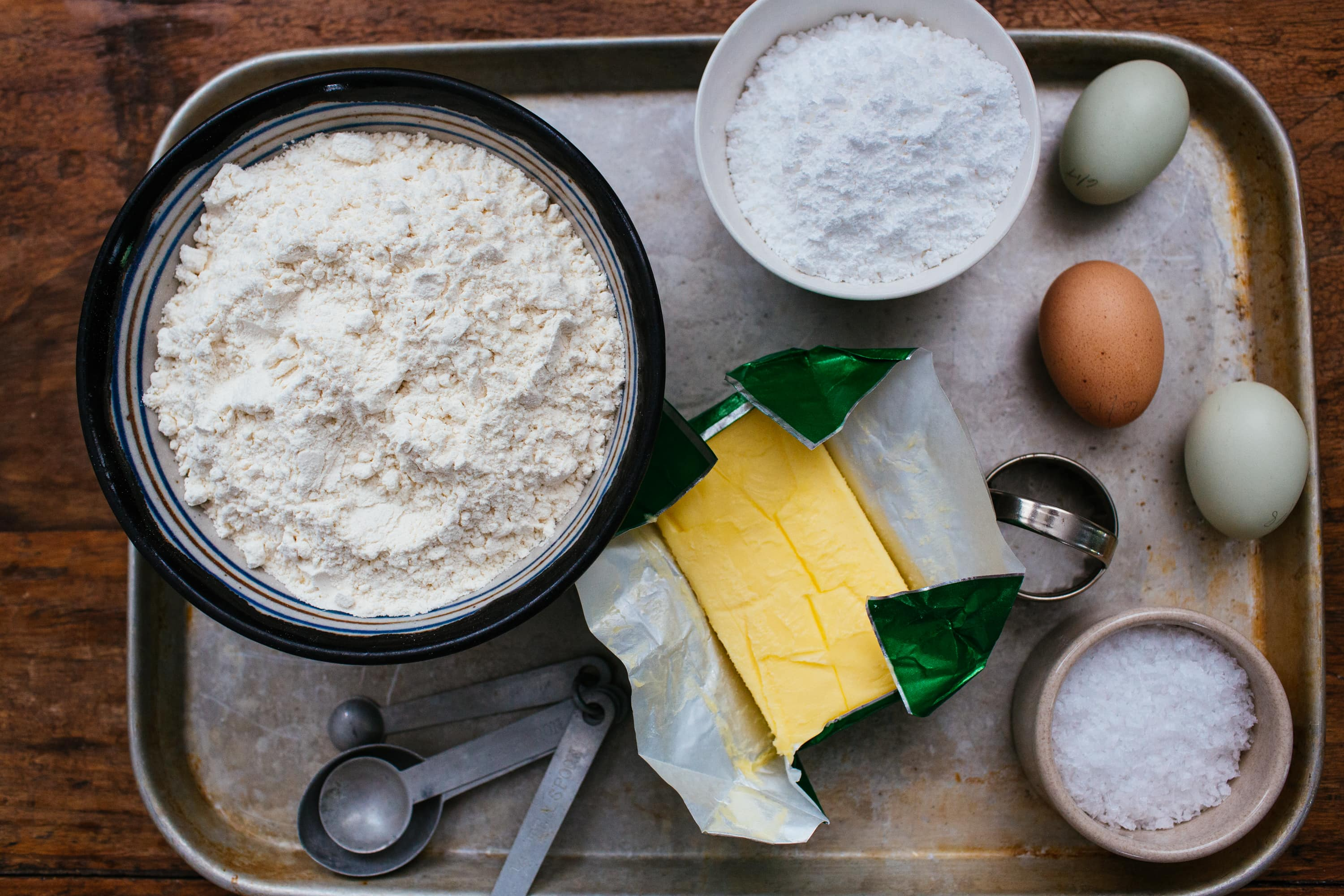 Recipe: Galette des Brittany (Salted Butter Cookies): gallery image 2