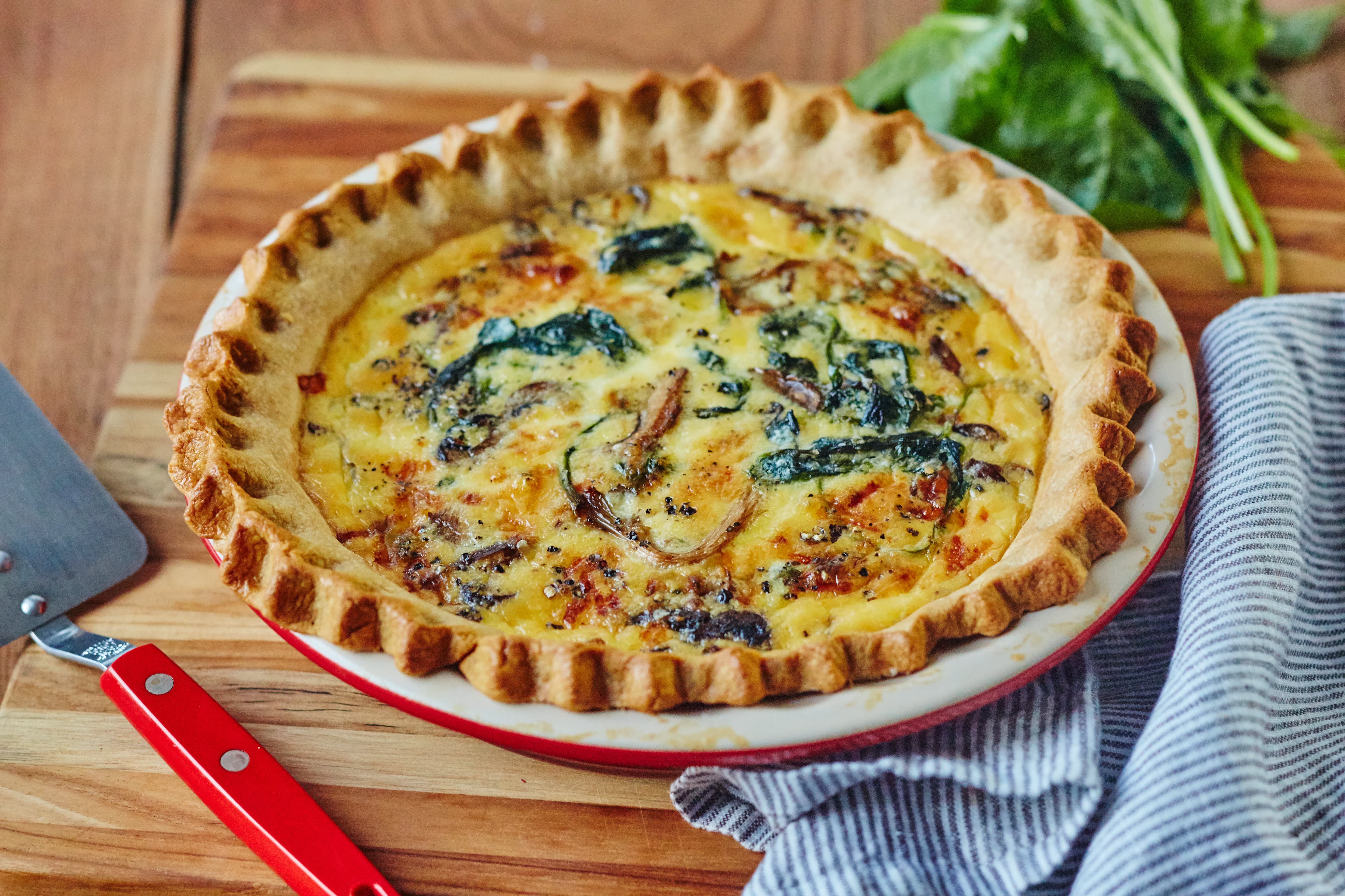 How To Make a Foolproof Quiche: gallery image 7
