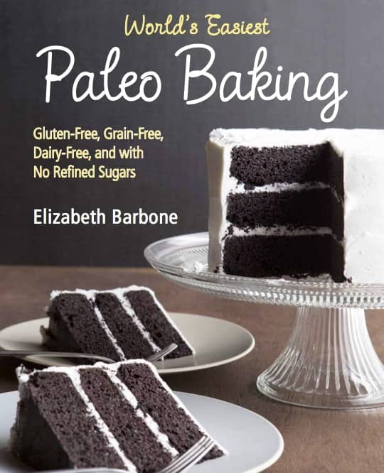 World's Easiest Paleo Baking Cookbook Cover
