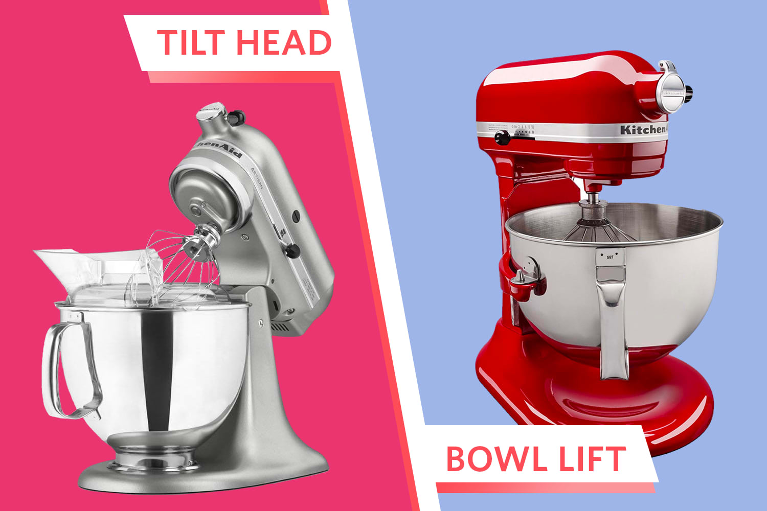 Best Kitchen Mixer   What S The Difference Between All The Kitchenaid Stand Mixer Models