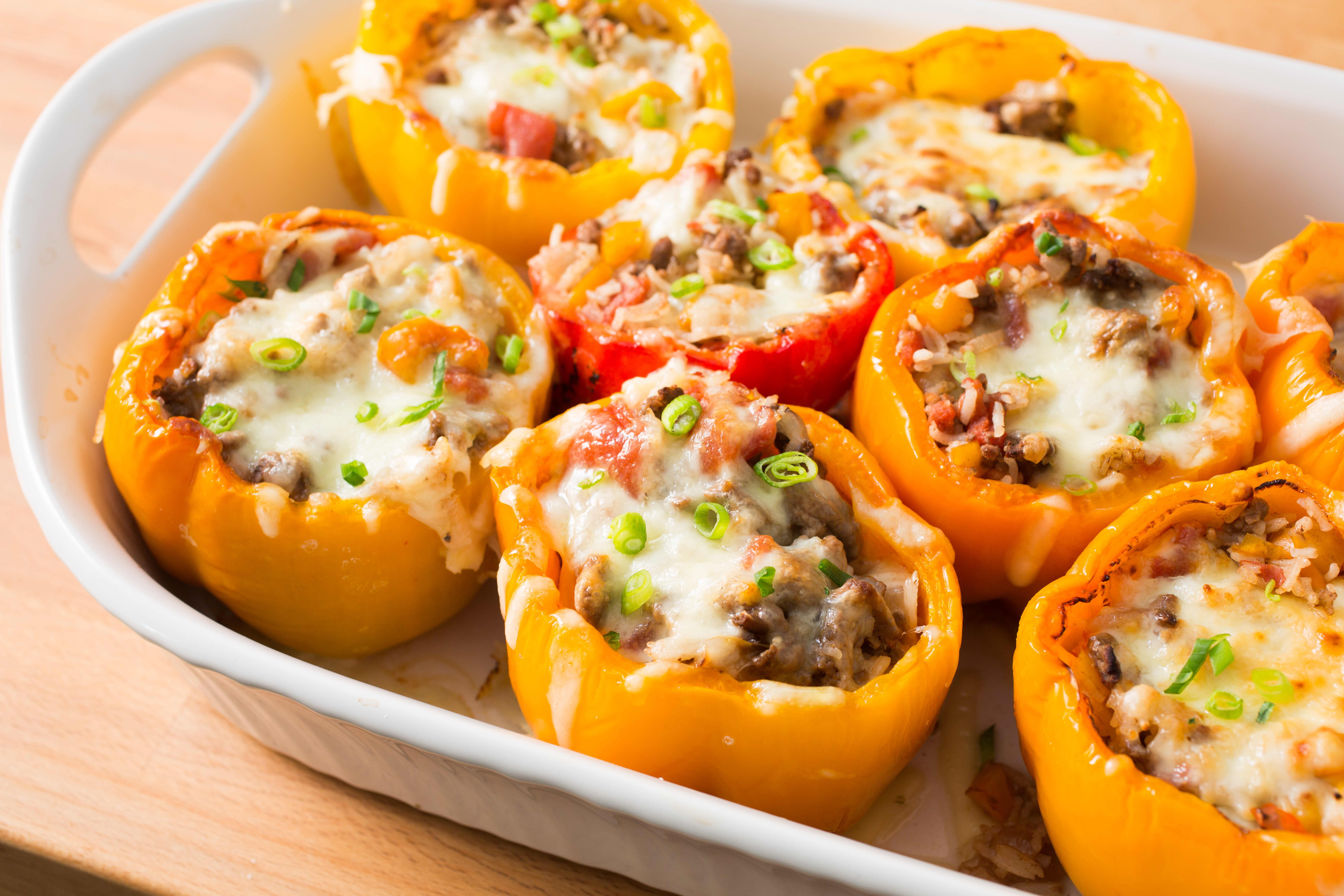 How To Make Stuffed Peppers: gallery image 6