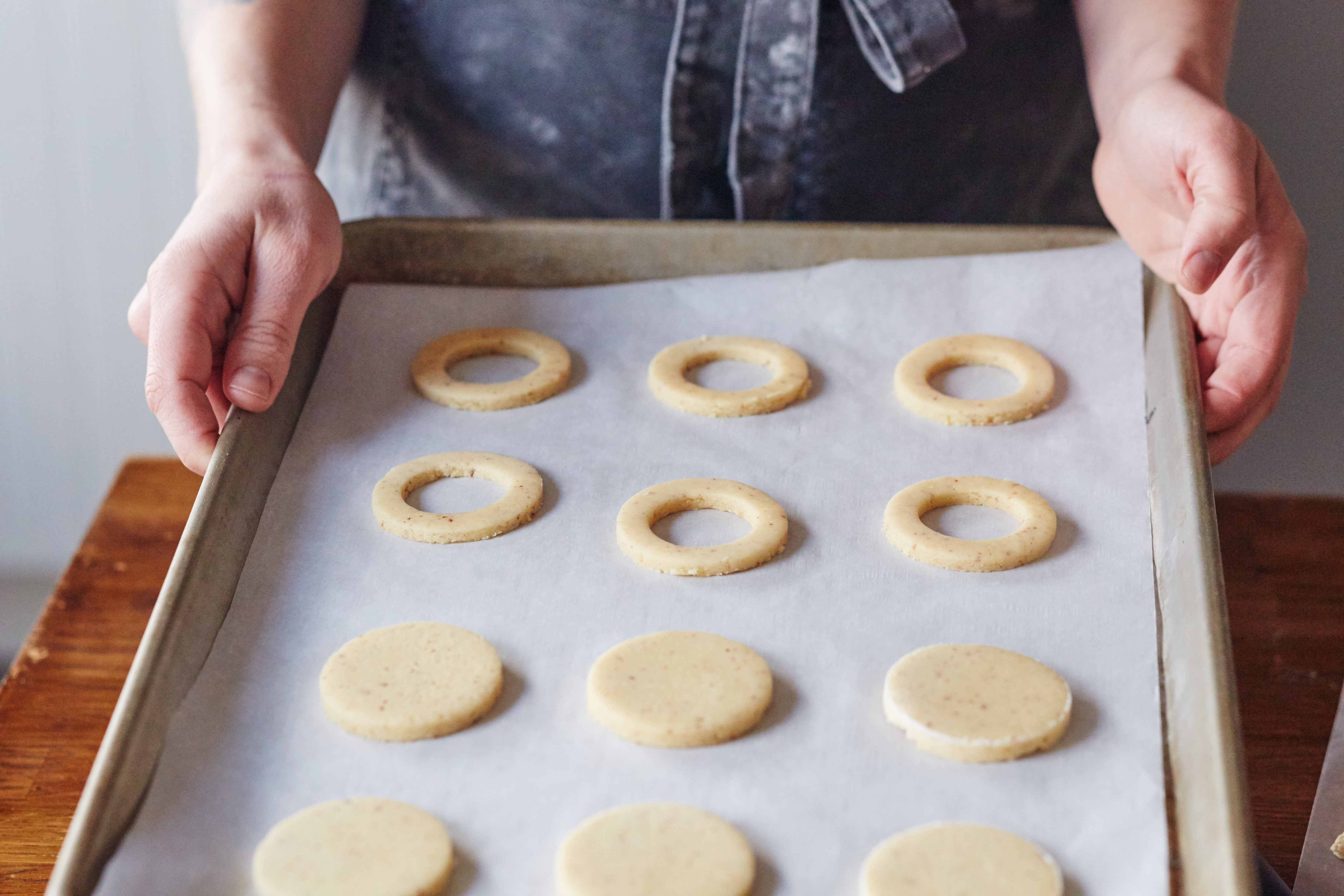 How To Make Classic Linzer Cookies: gallery image 10