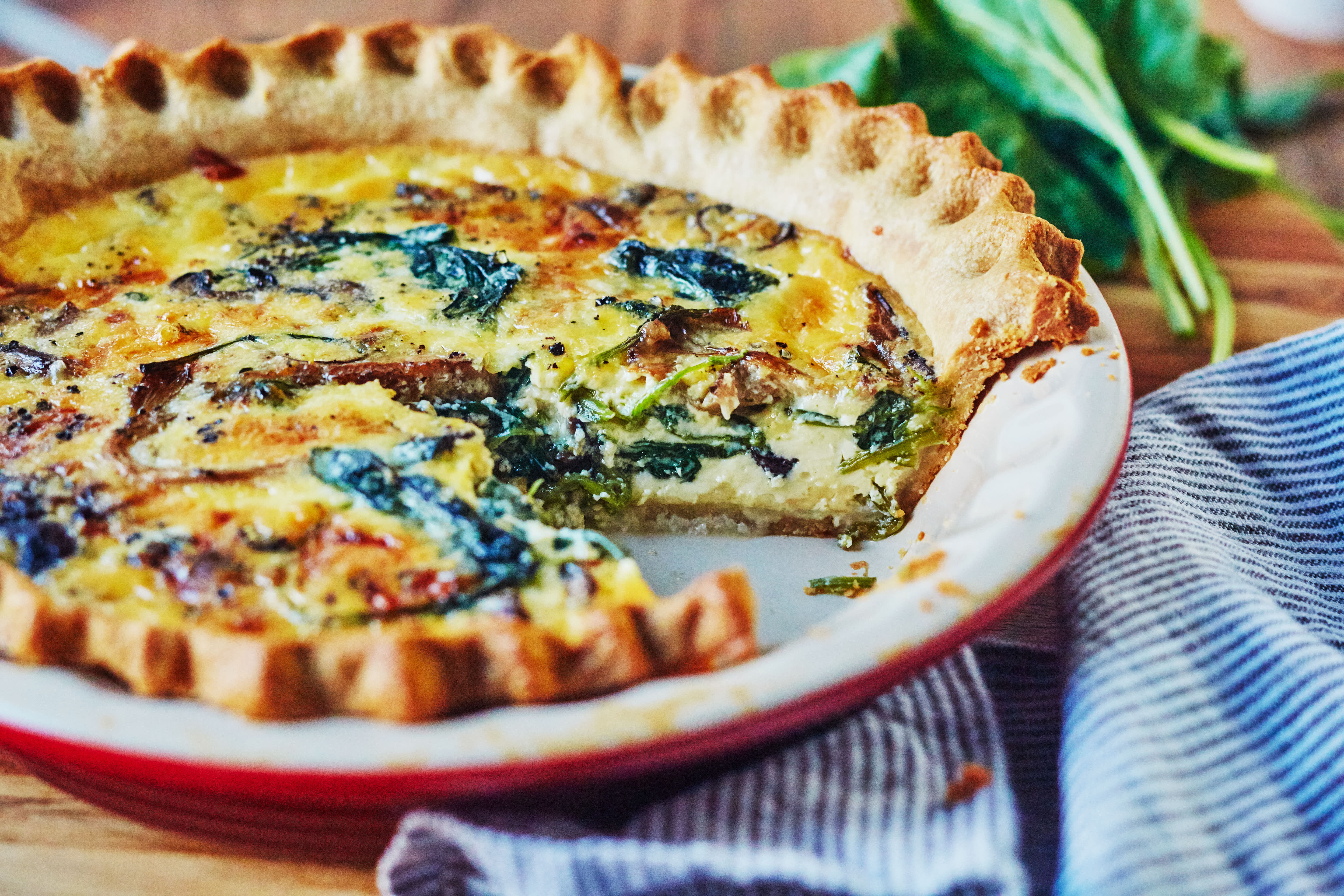 How To Make a Foolproof Quiche: gallery image 8