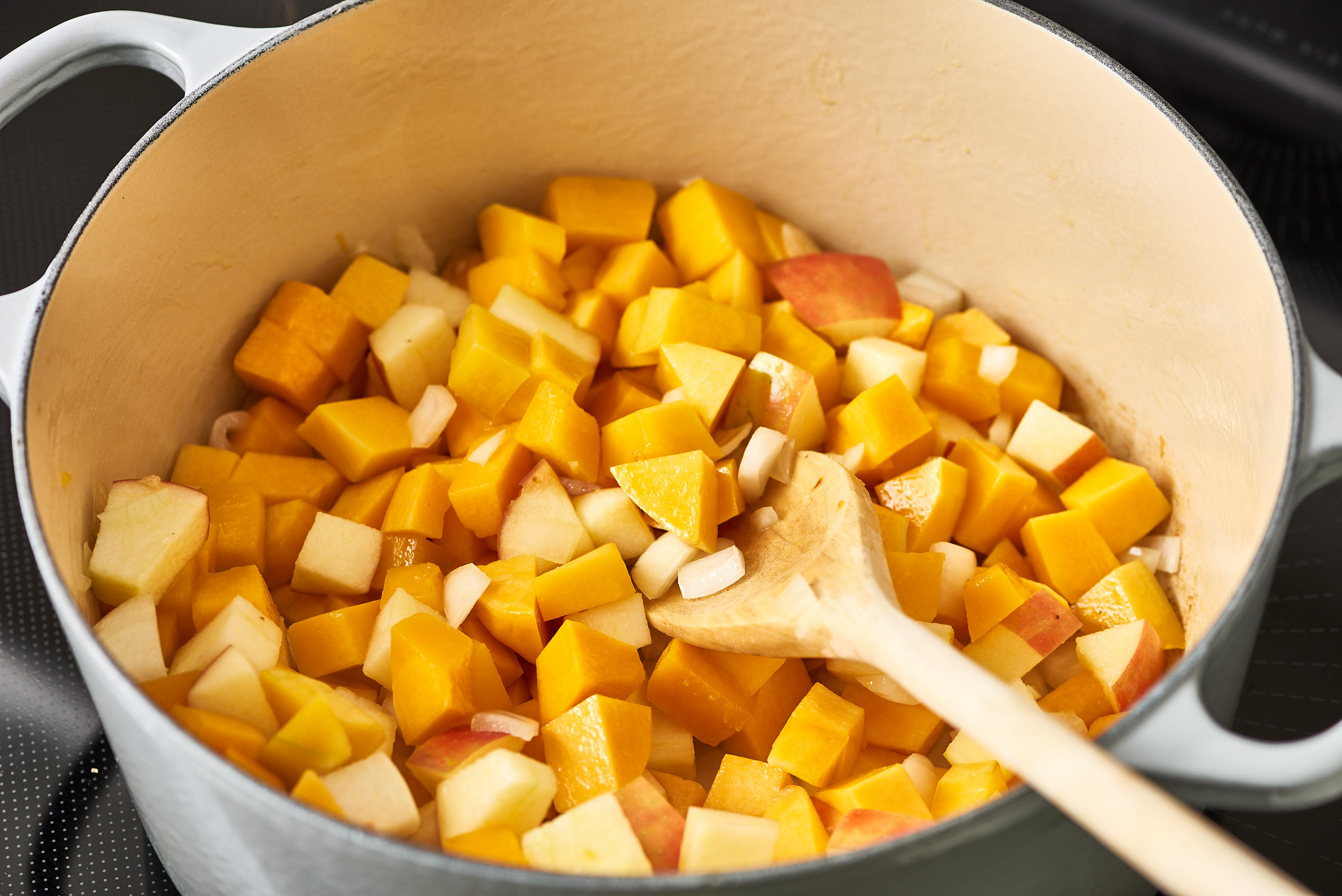 How To Make the Best Butternut Squash Soup: gallery image 3
