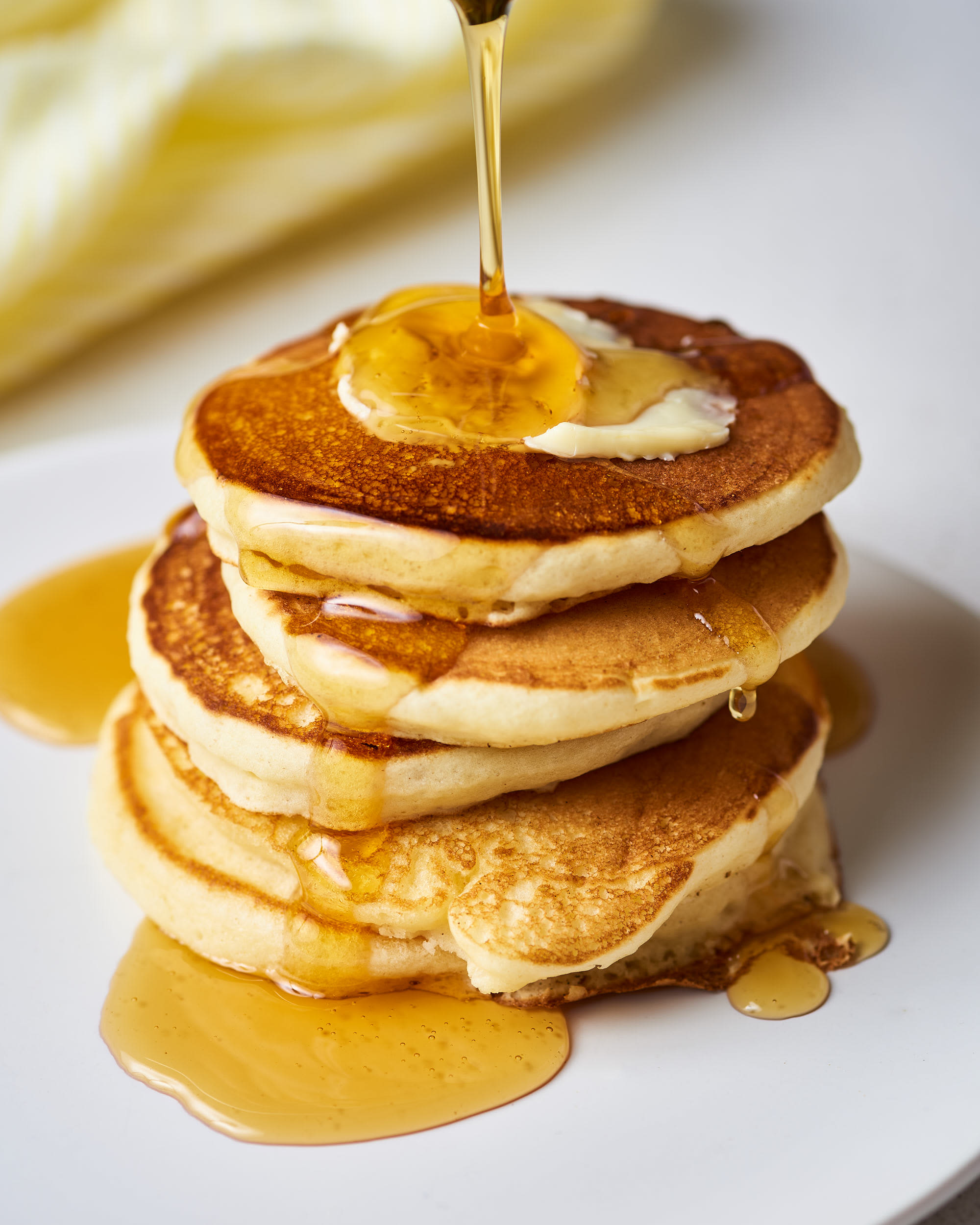 How To Make the Easiest Pancakes Ever