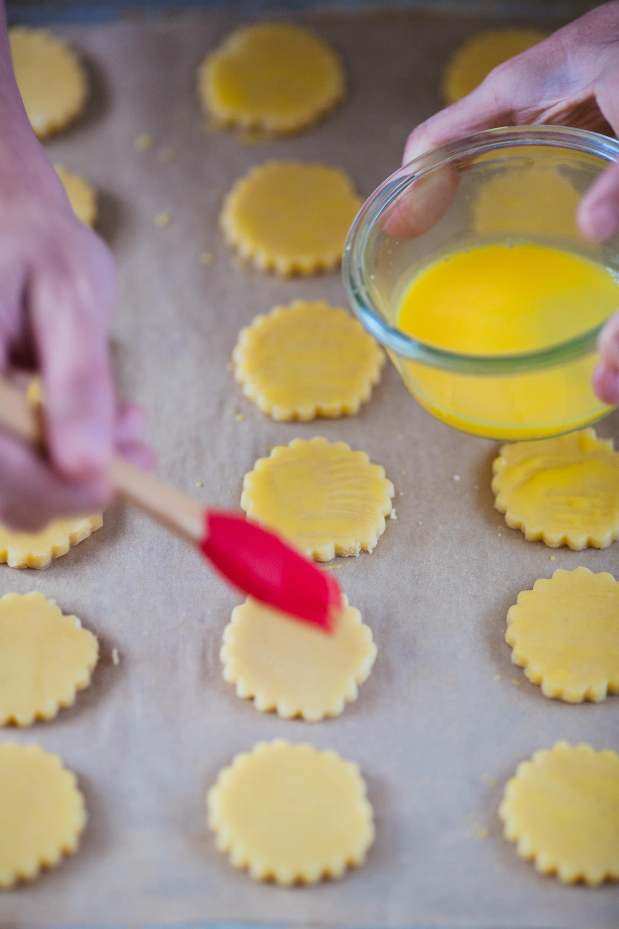 Recipe: Galette des Brittany (Salted Butter Cookies): gallery image 7