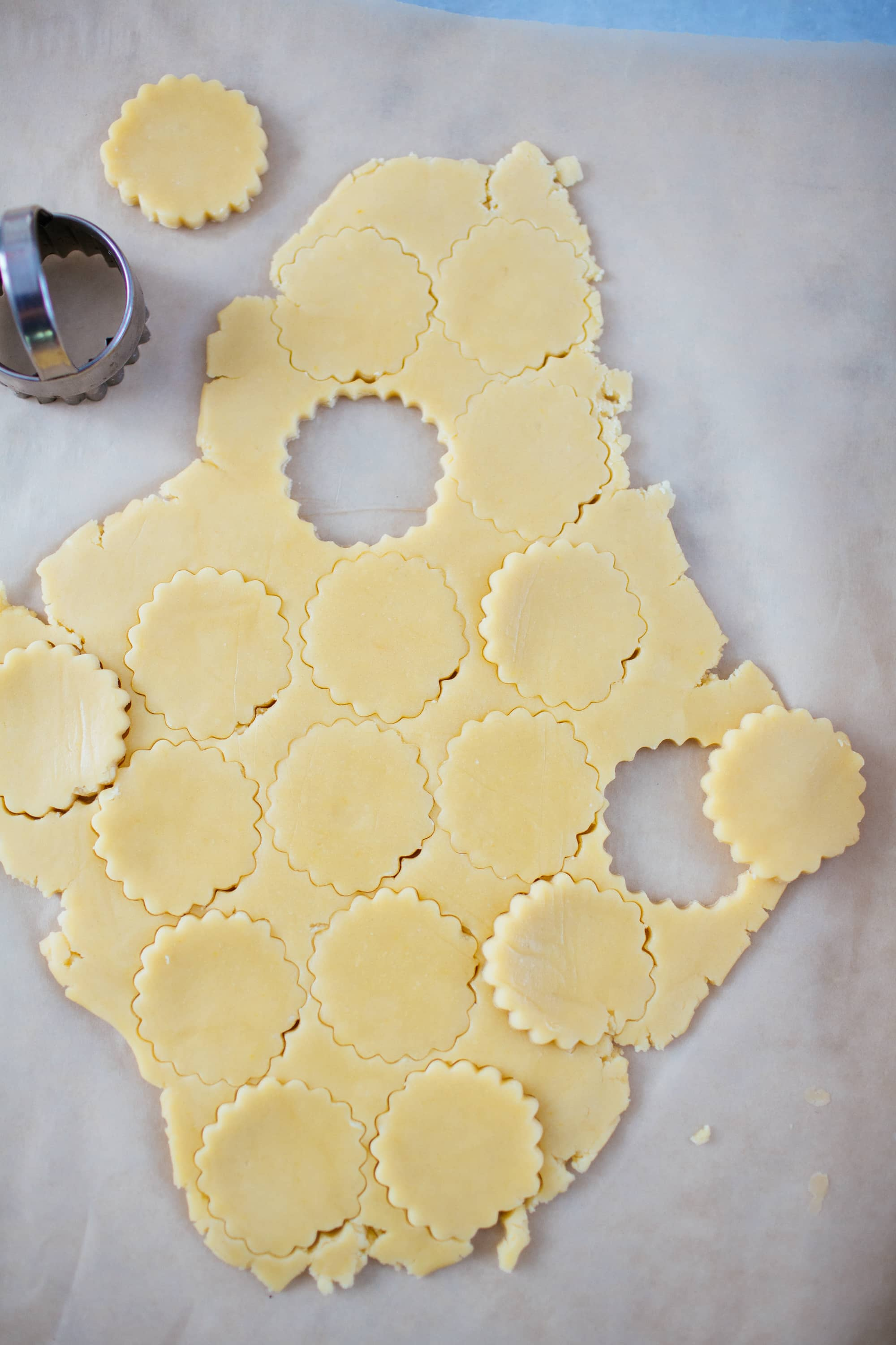 Recipe: Galette des Brittany (Salted Butter Cookies): gallery image 6