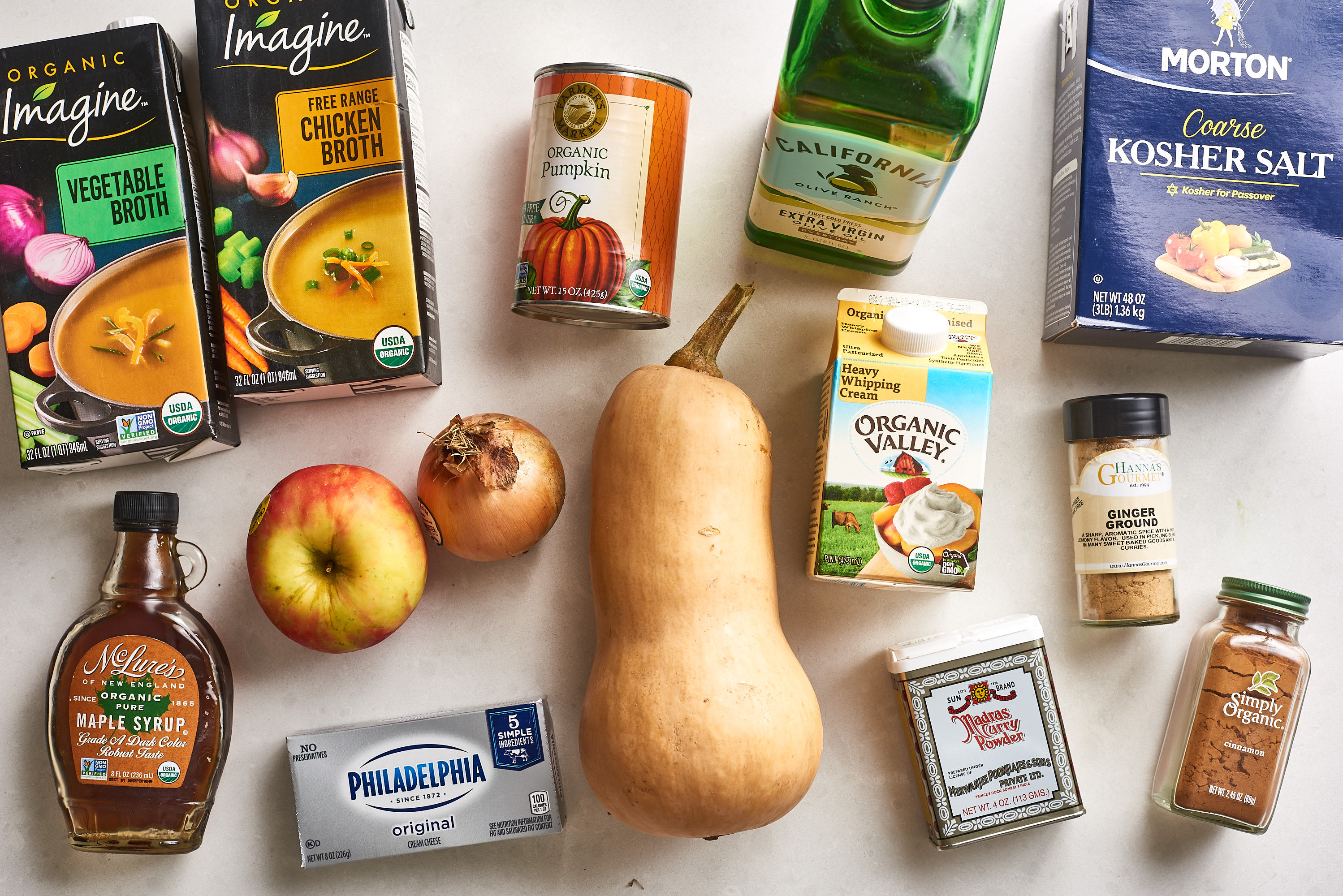 How To Make the Best Butternut Squash Soup: gallery image 2