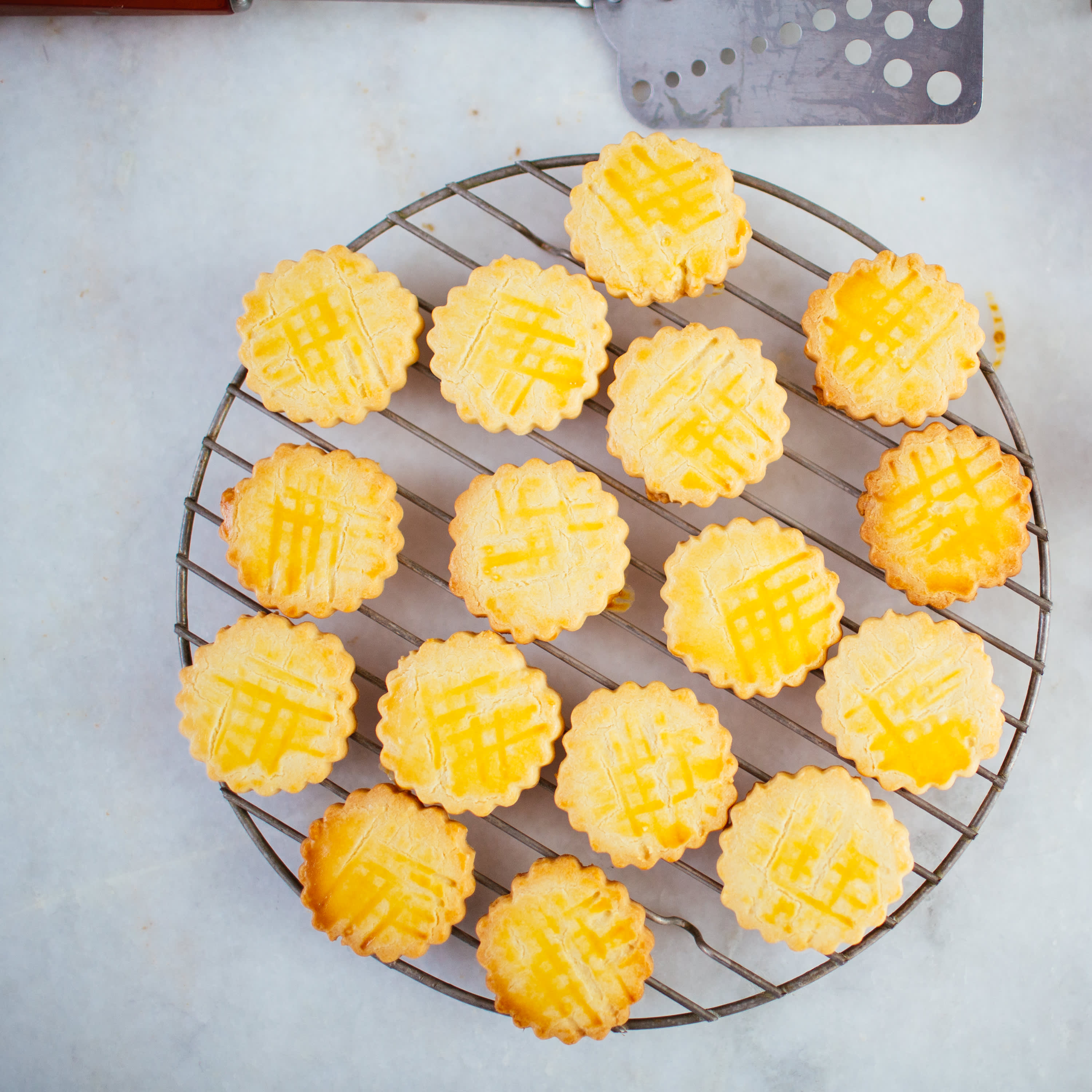 Recipe: Galette des Brittany (Salted Butter Cookies): gallery image 10
