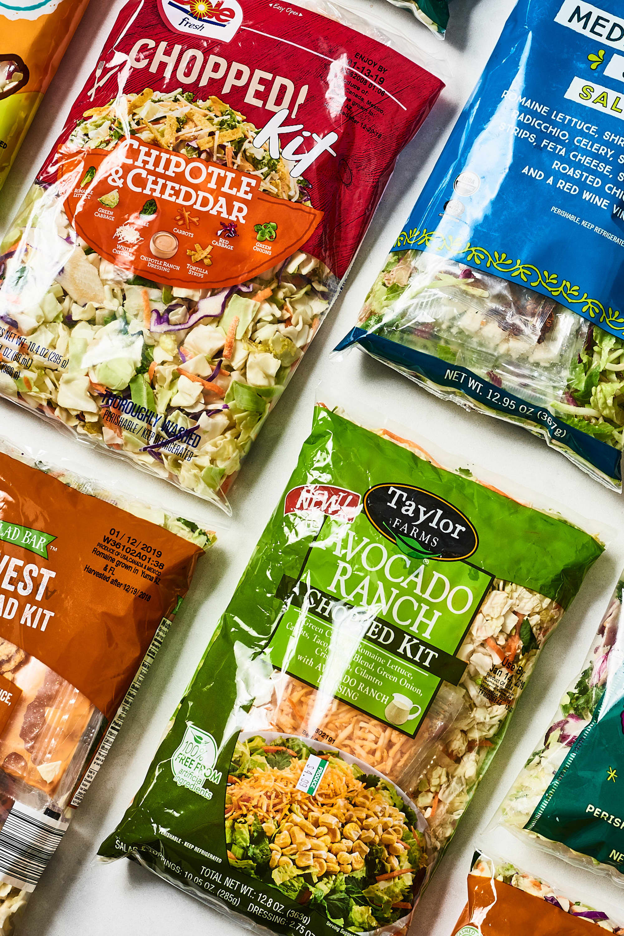 We Tried Nearly Every Salad Kit in America. Here Are the Best of the Best.