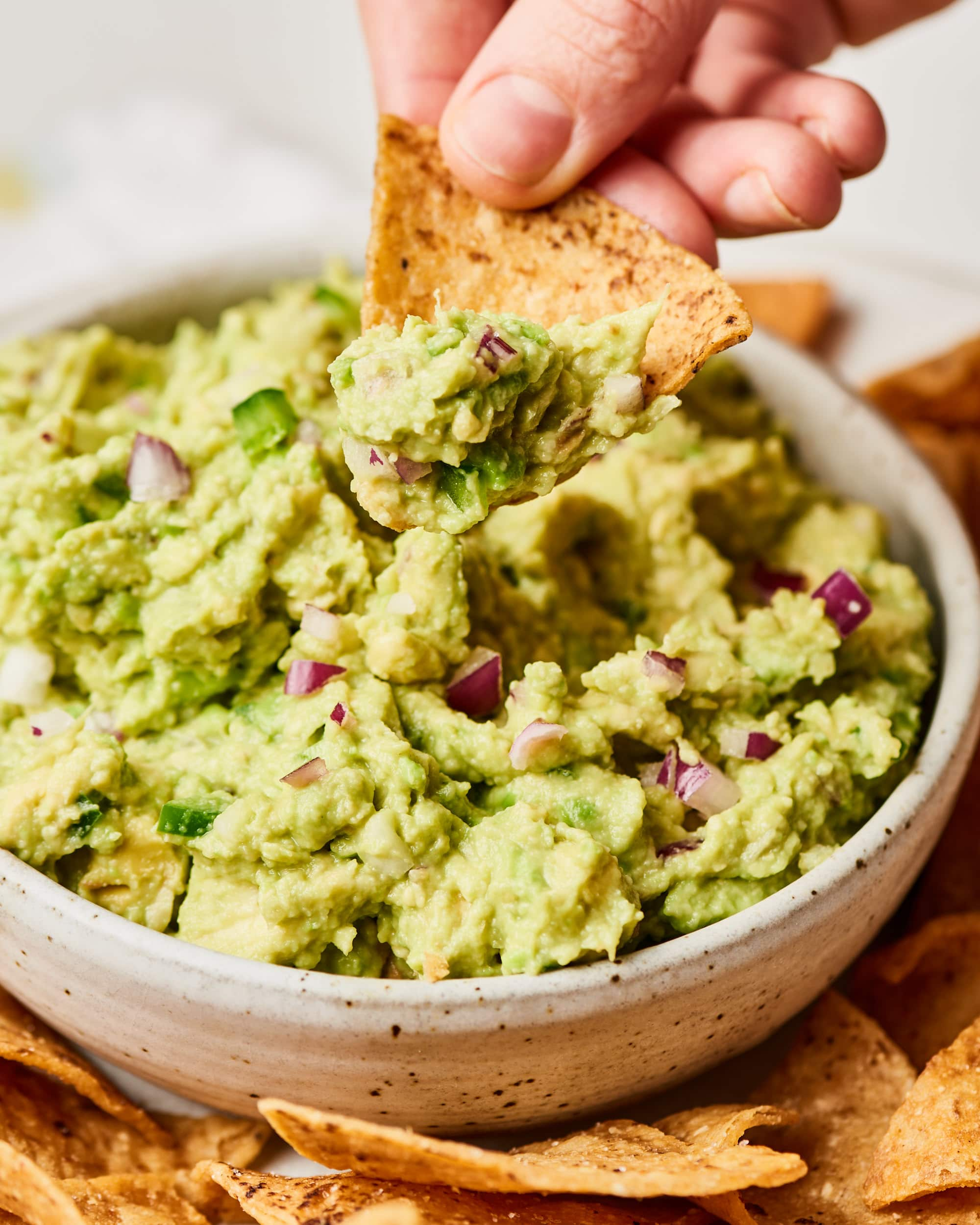 How To Make the Best, Easiest Homemade Guacamole