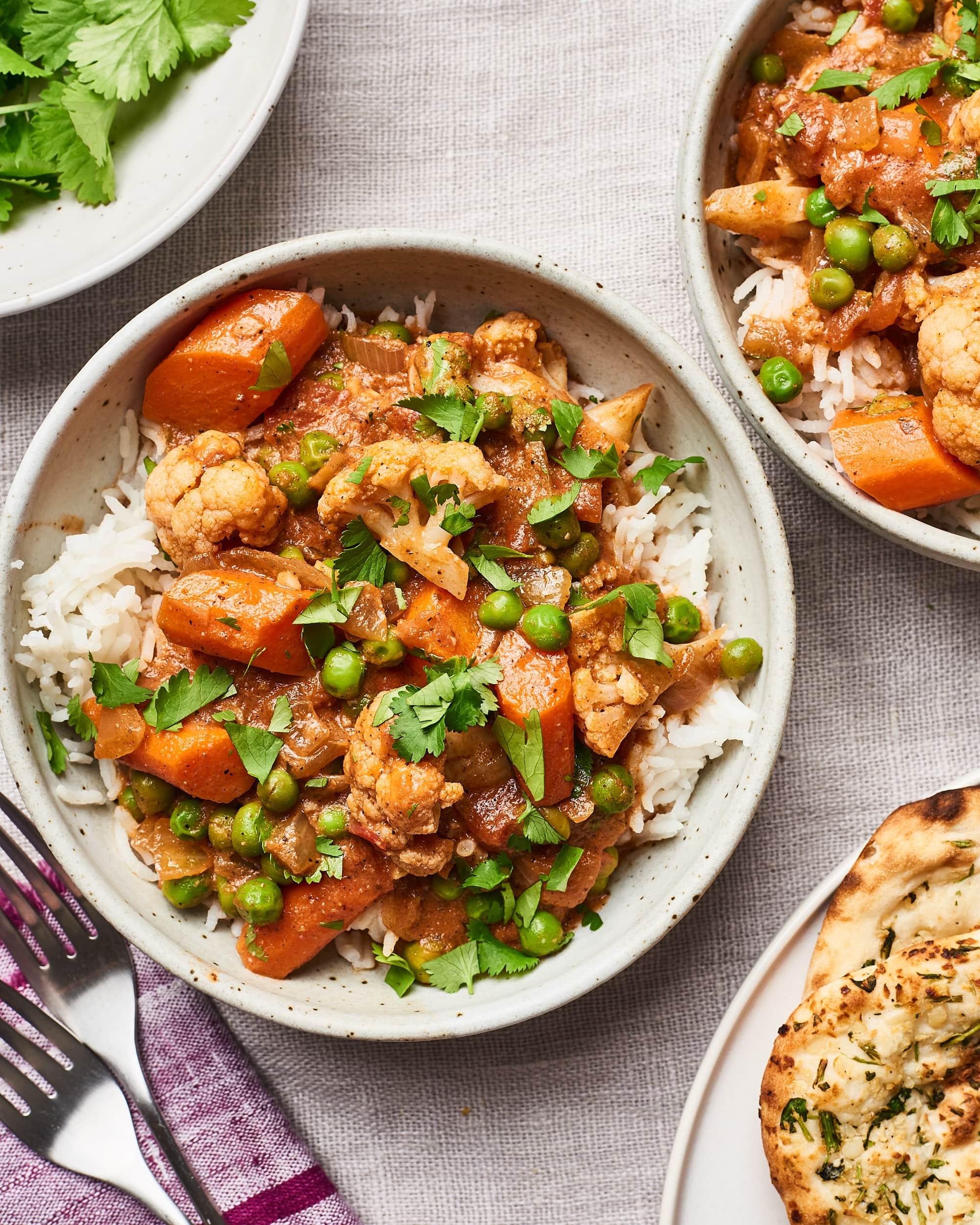 Recipe: Easy Vegetarian Tikka Masala