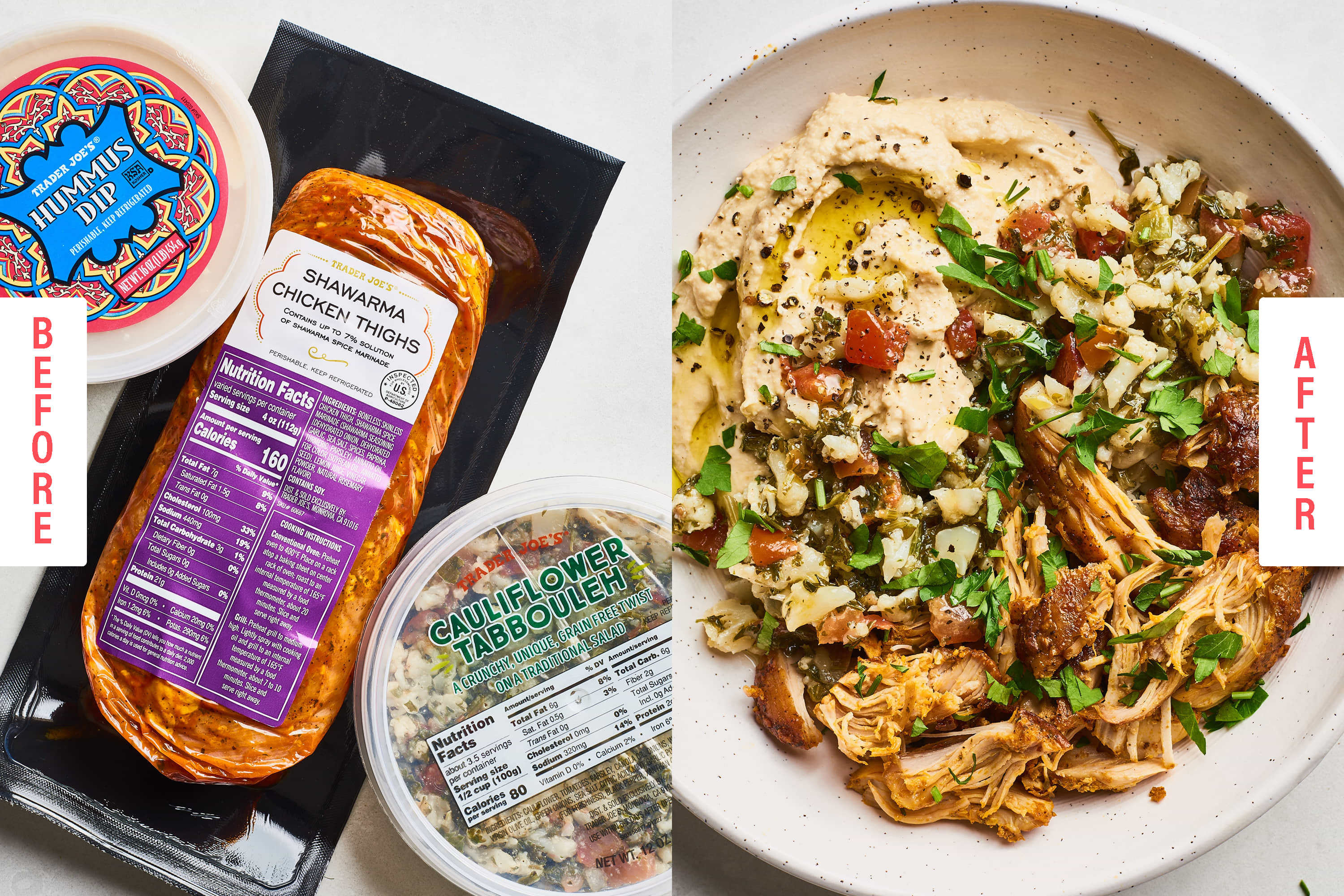 These 3-Ingredient Trader Joe's Dinners Are Impossibly Easy