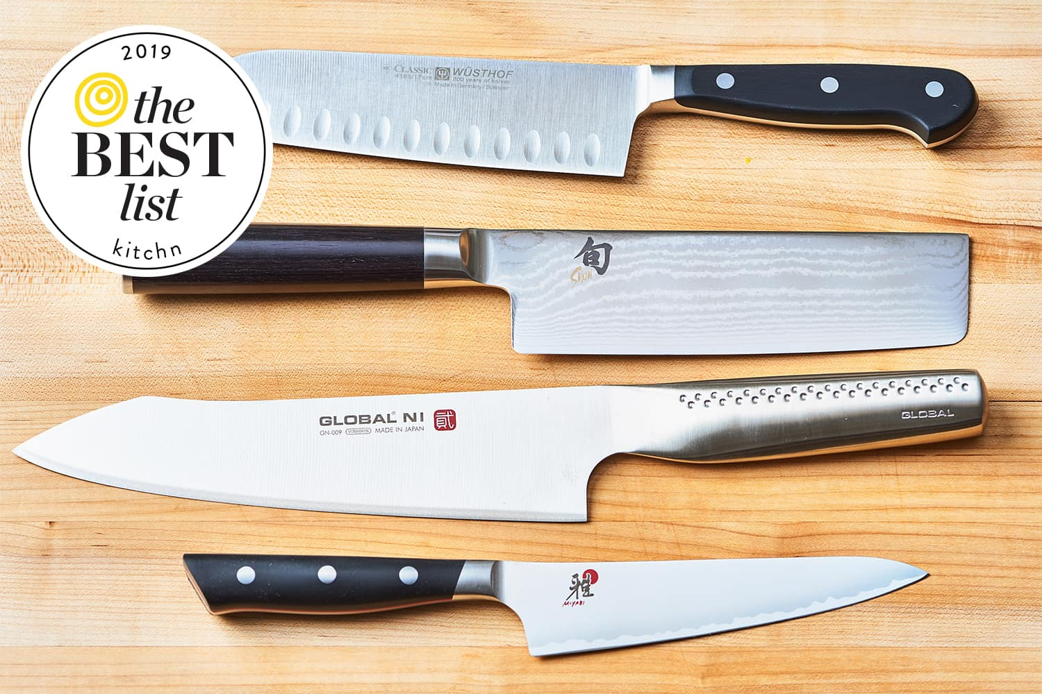 These Are the Best Japanese-Style Knives for Most Home Cooks