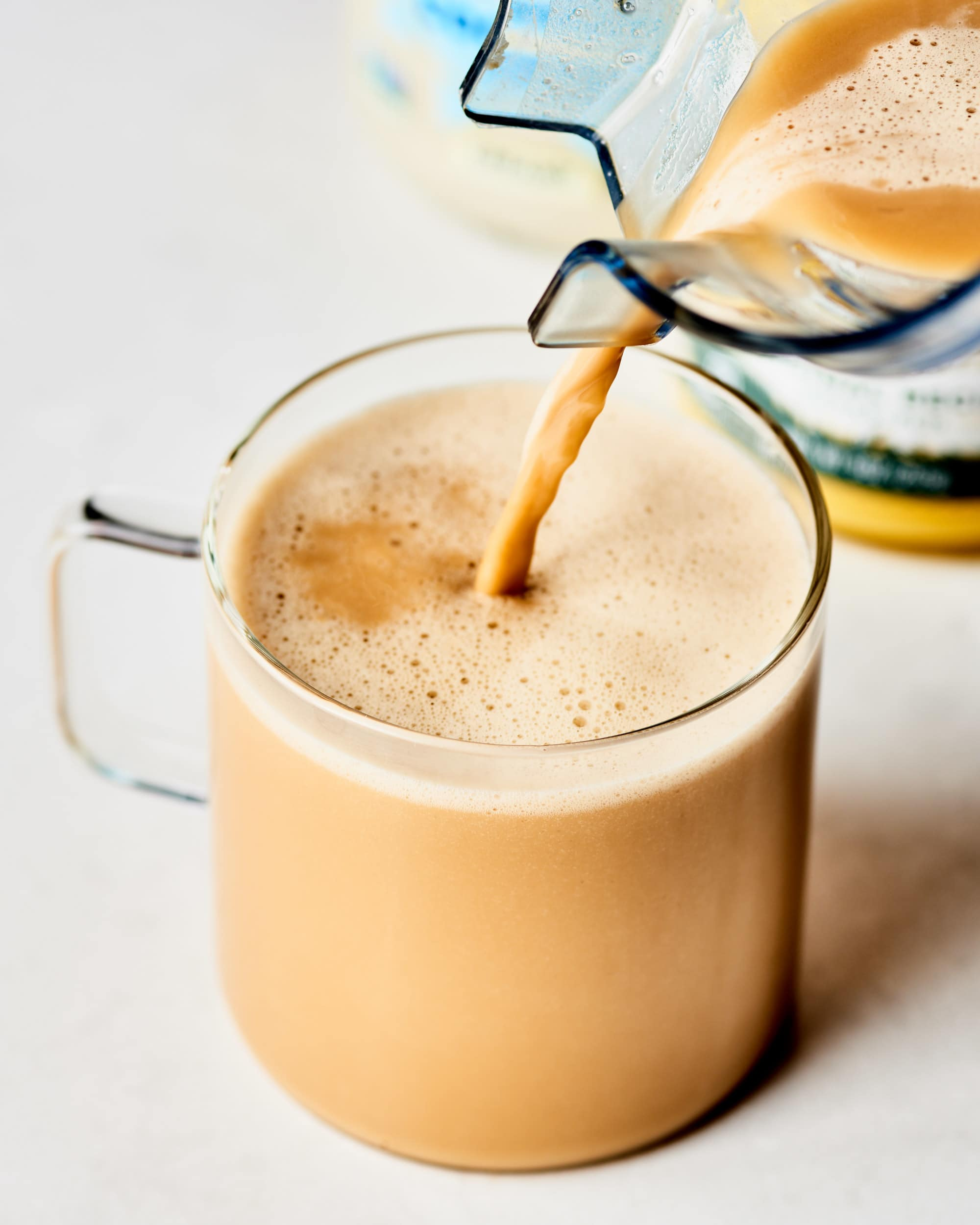 Here's How to Make Whole30 Coffee Creamer with Just Two Ingredients