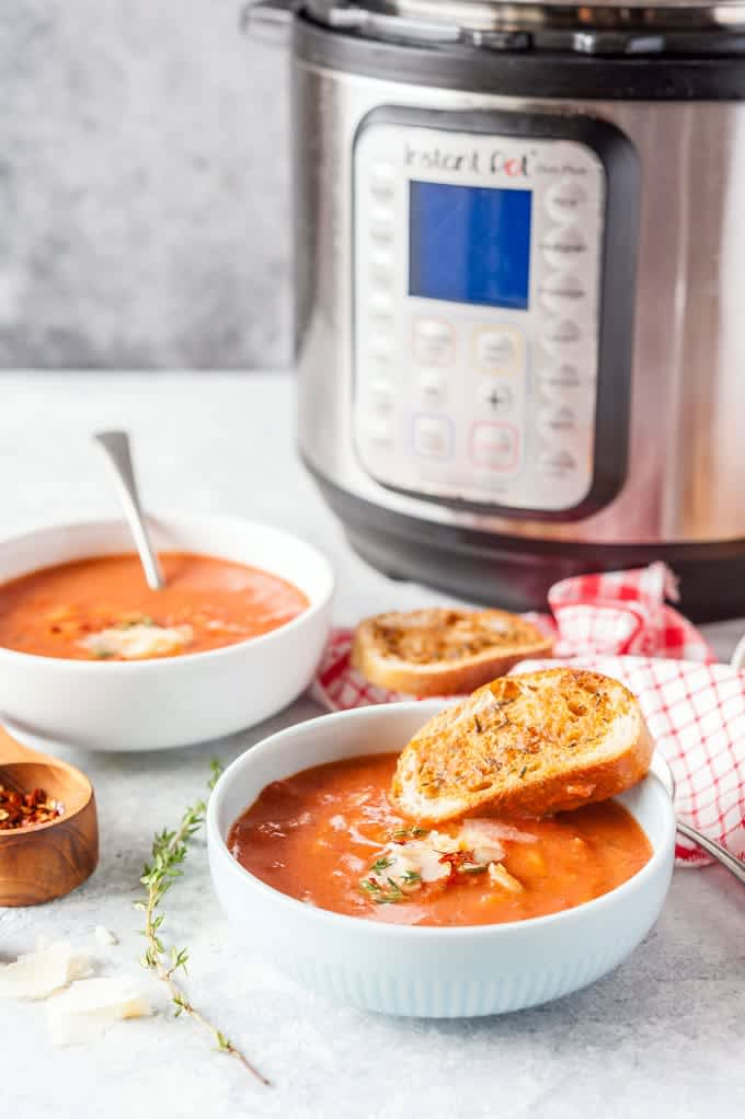 6 Instant Pot Recipes That Cook in 1 Minute or Less