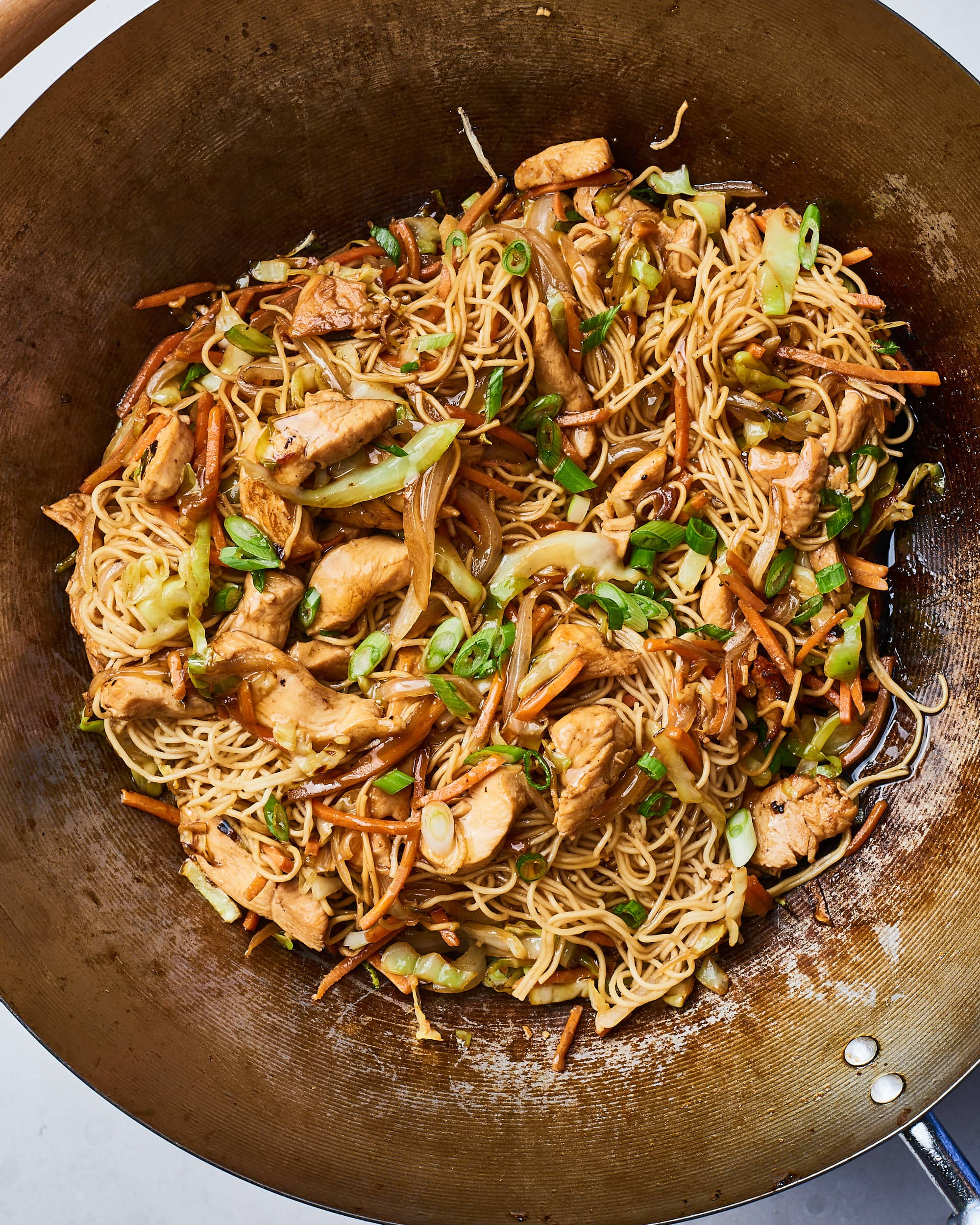 How To Make the Easiest Chow Mein in Just 20 Minutes