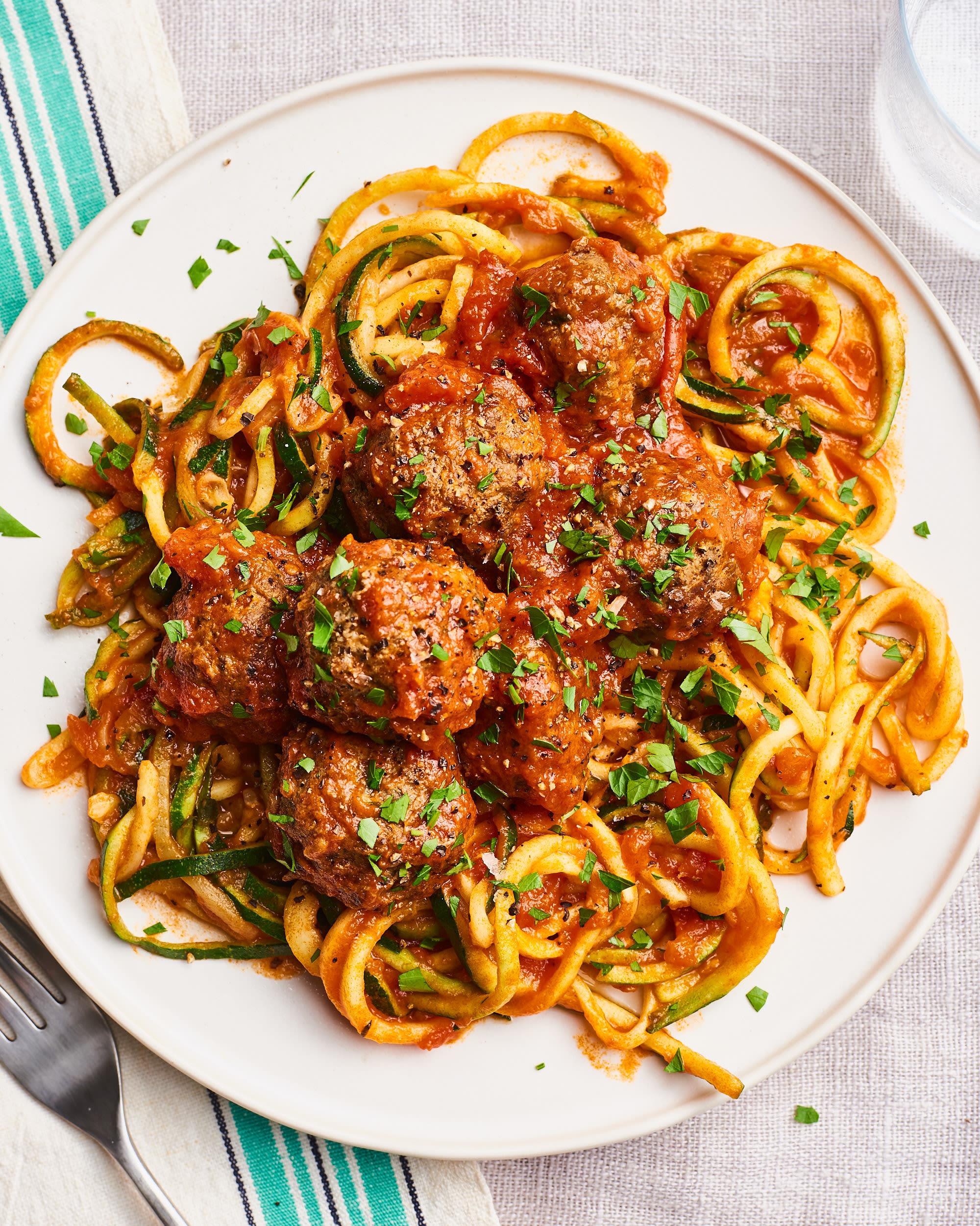 Recipe: Whole30 Italian Meatballs with Marinara — Recipes from The Kitchn